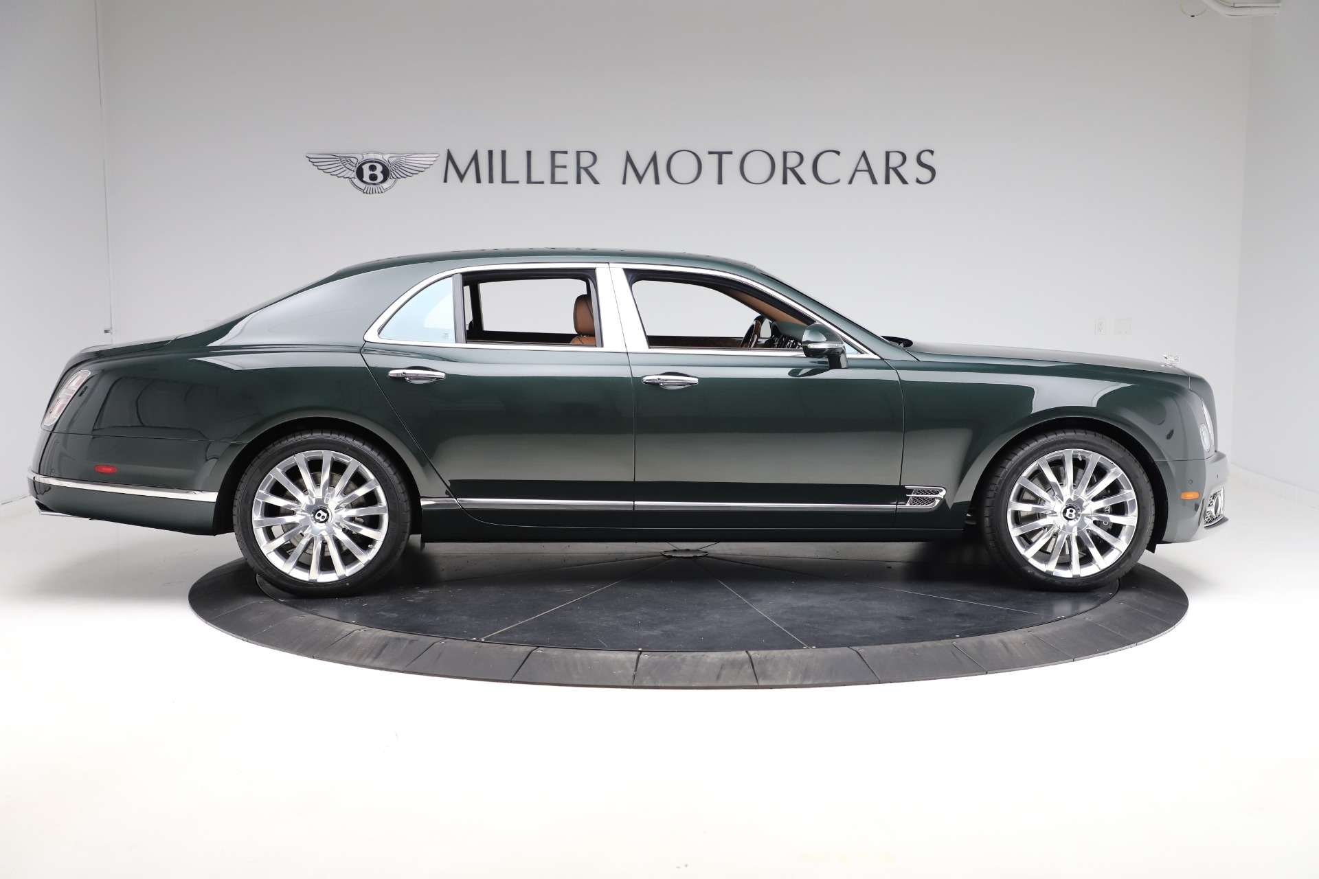 New 2020 Bentley Mulsanne V8 For Sale In Greenwich, CT 3581_p9