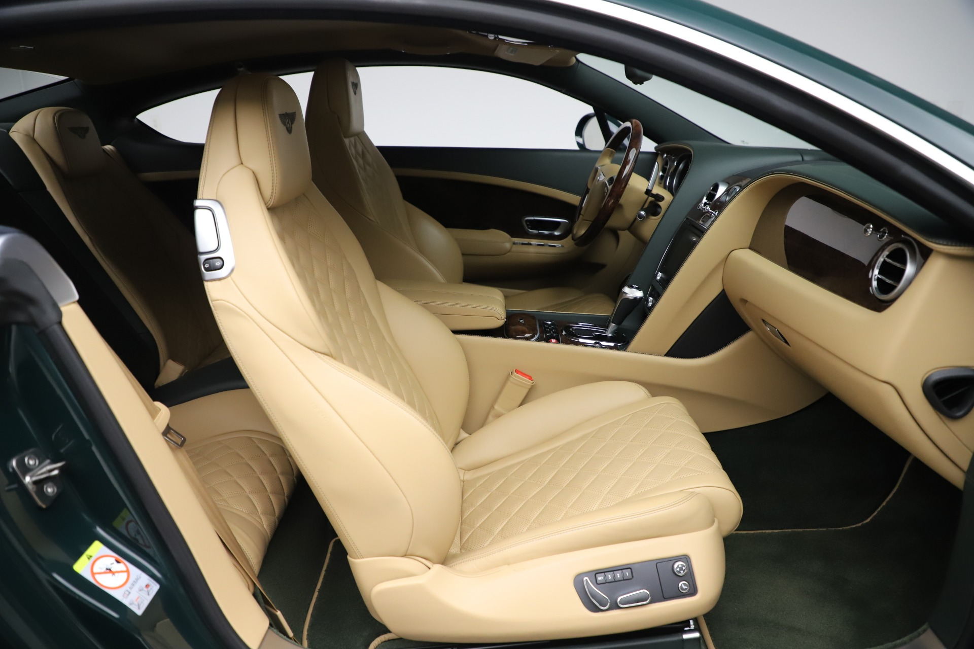 Used 2017 Bentley Continental GT V8 S For Sale In Greenwich, CT 3583_p25