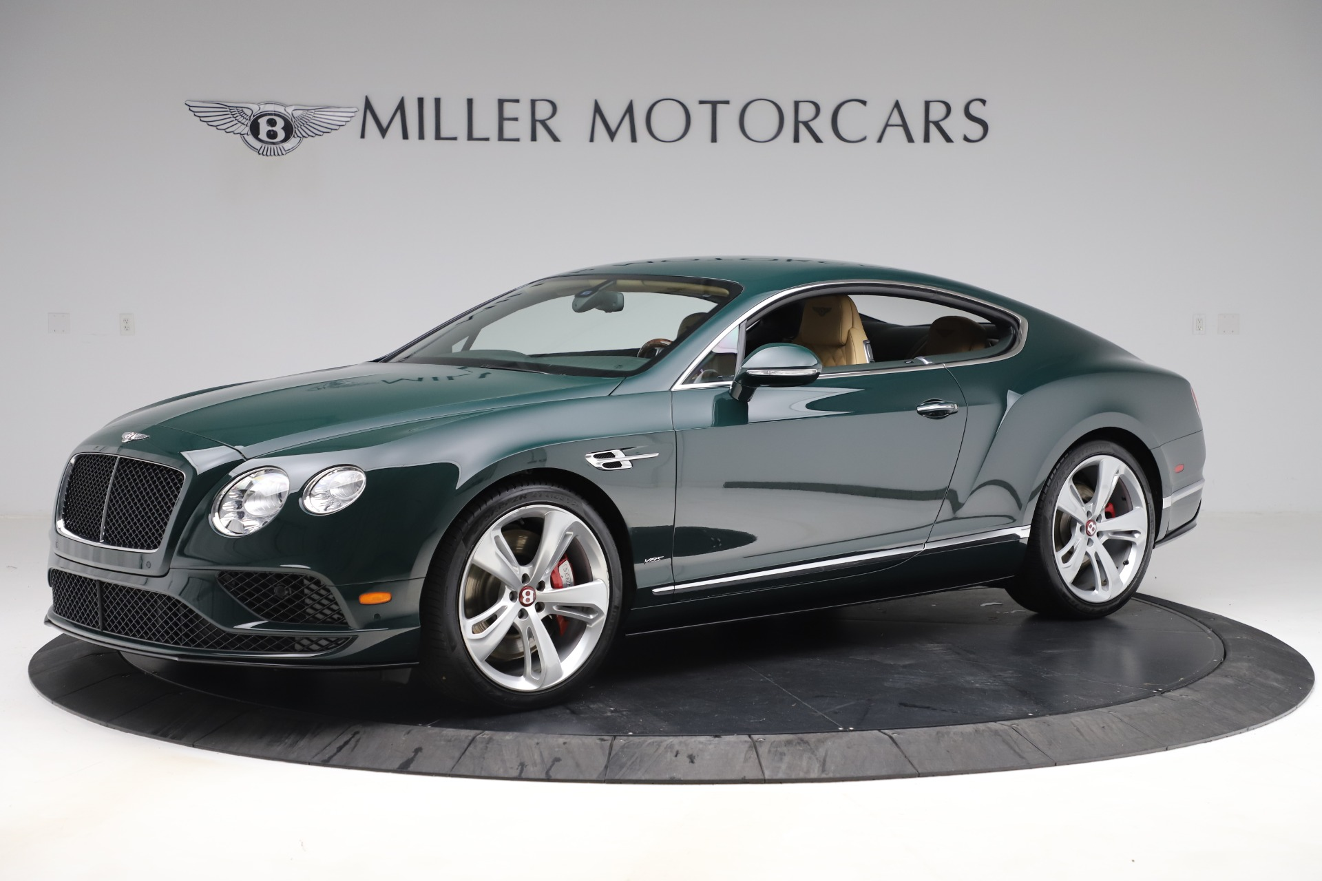 Used 2017 Bentley Continental GT V8 S For Sale In Greenwich, CT 3583_p2