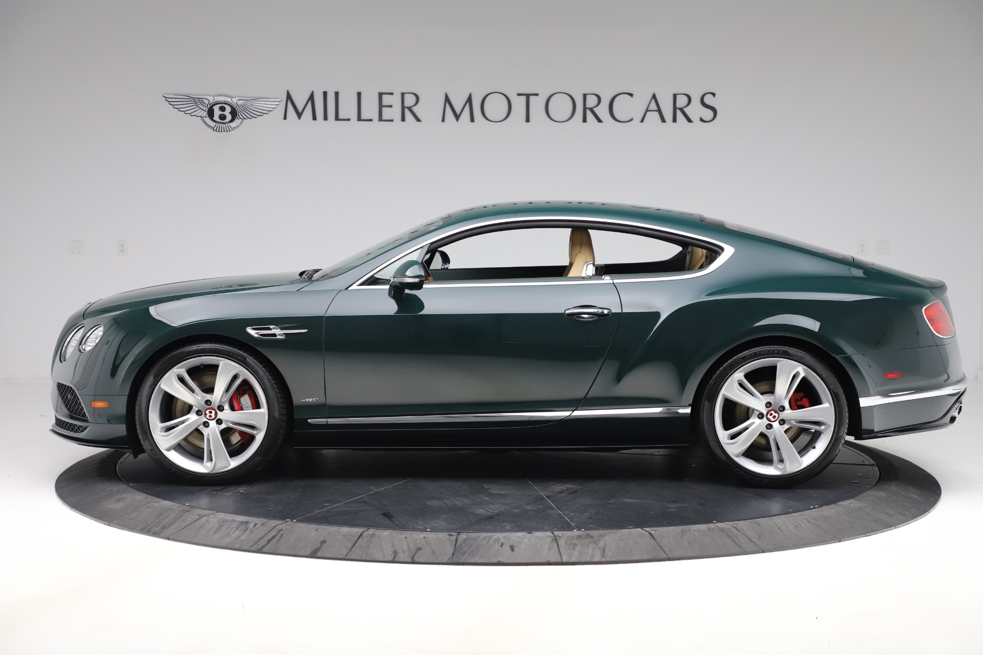 Used 2017 Bentley Continental GT V8 S For Sale In Greenwich, CT 3583_p3
