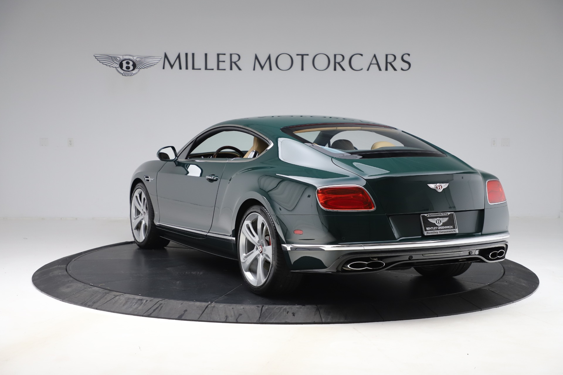 Used 2017 Bentley Continental GT V8 S For Sale In Greenwich, CT 3583_p5