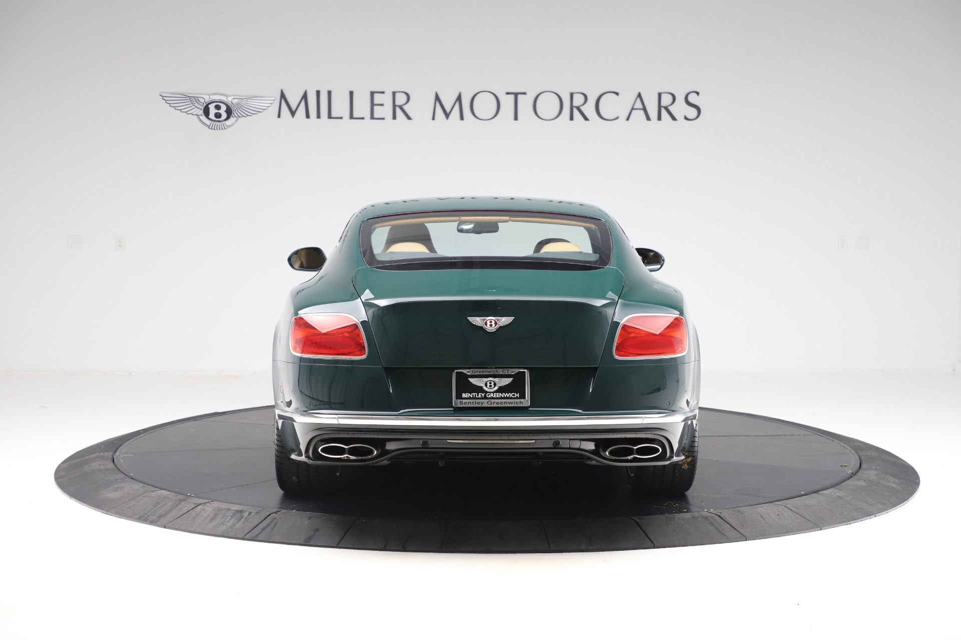 Used 2017 Bentley Continental GT V8 S For Sale In Greenwich, CT 3583_p6