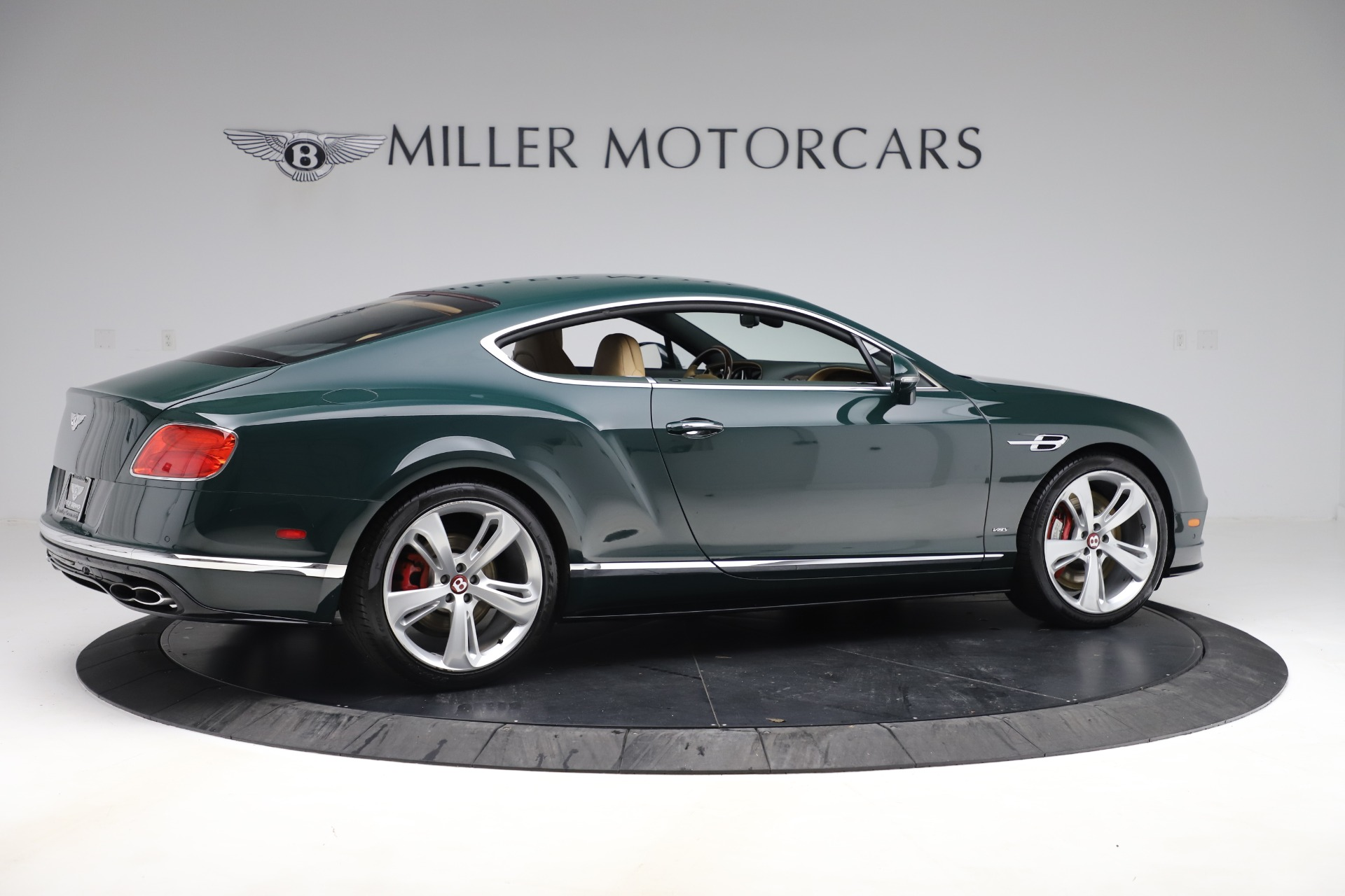 Used 2017 Bentley Continental GT V8 S For Sale In Greenwich, CT 3583_p8