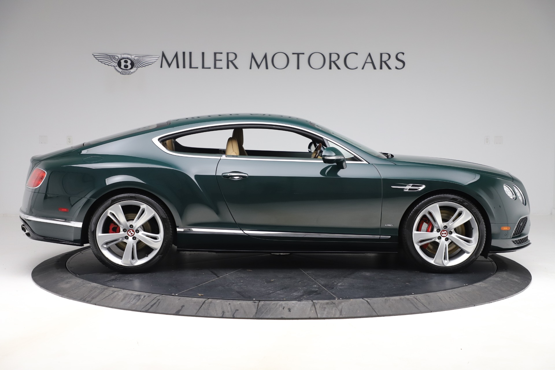 Used 2017 Bentley Continental GT V8 S For Sale In Greenwich, CT 3583_p9