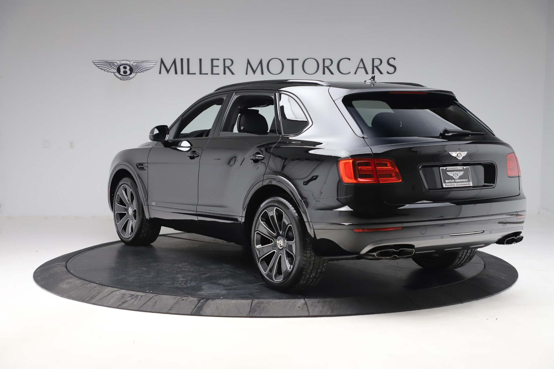 New 2020 Bentley Bentayga V8 For Sale In Greenwich, CT 3589_p5