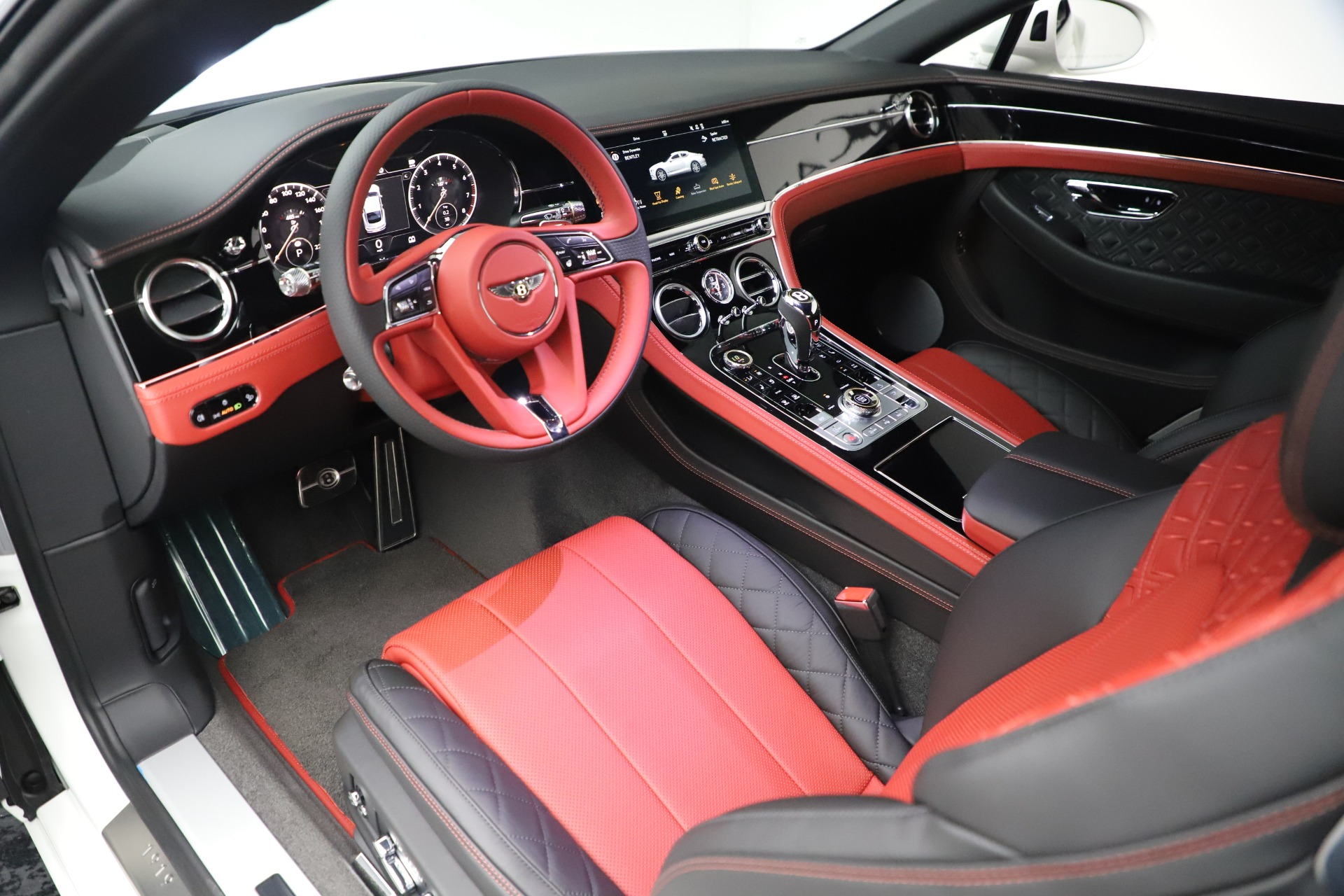 New 2020 Bentley Continental GT V8 For Sale In Greenwich, CT 3590_p23