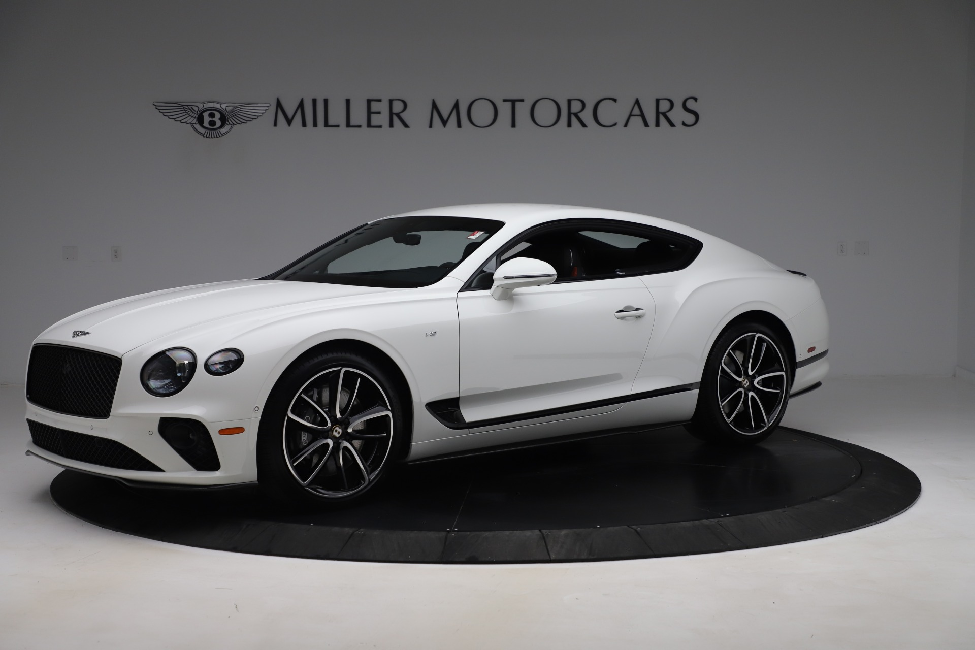 New 2020 Bentley Continental GT V8 For Sale In Greenwich, CT 3590_p3