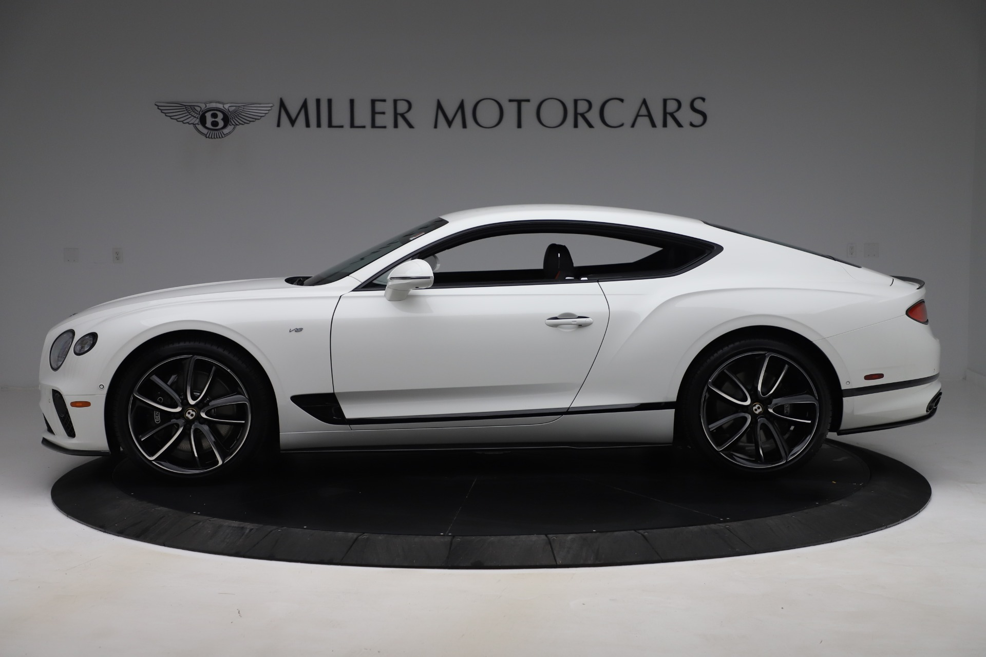 New 2020 Bentley Continental GT V8 For Sale In Greenwich, CT 3590_p4