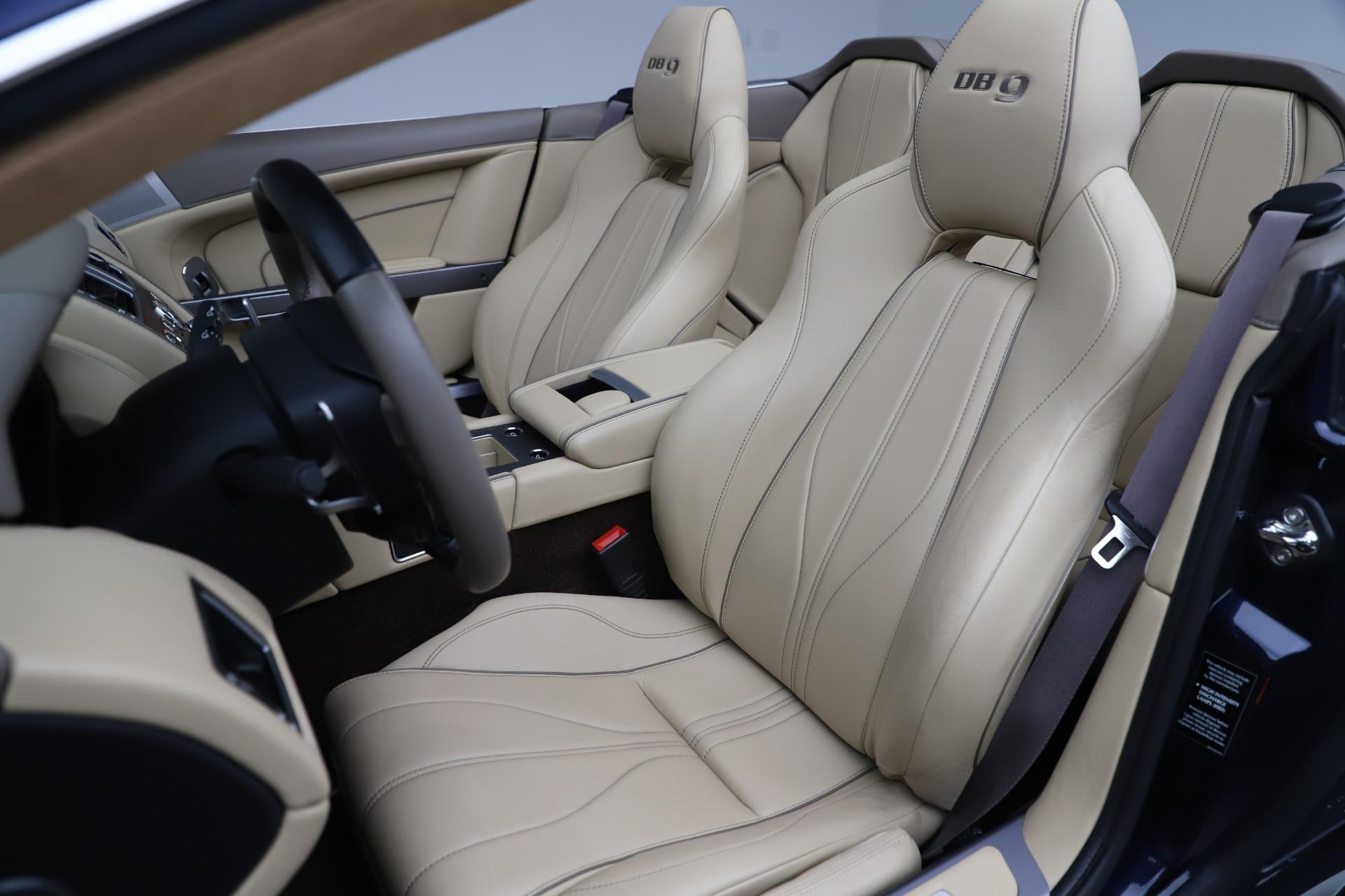 Used 2014 Aston Martin DB9 Volante For Sale In Greenwich, CT 3591_p21