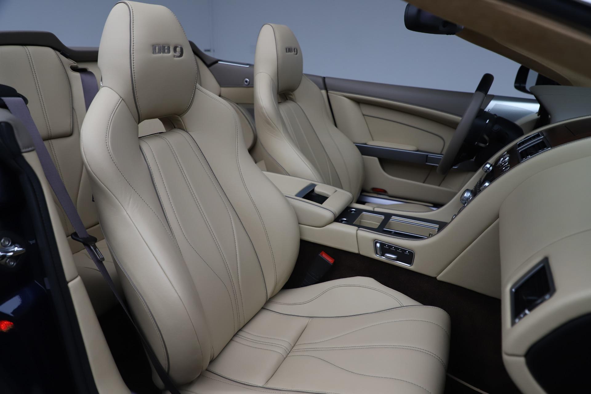 Used 2014 Aston Martin DB9 Volante For Sale In Greenwich, CT 3591_p27