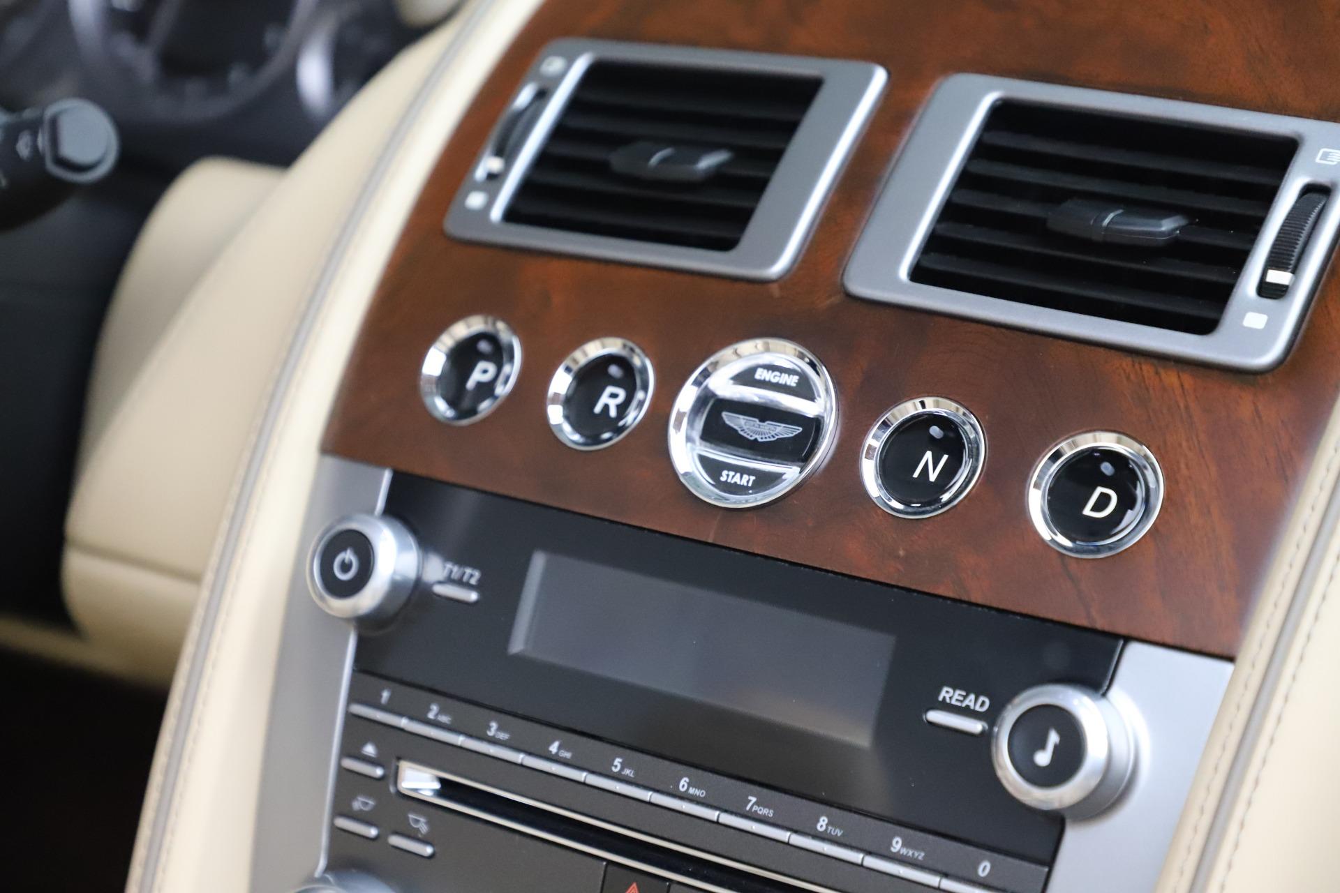 Used 2014 Aston Martin DB9 Volante For Sale In Greenwich, CT 3591_p29