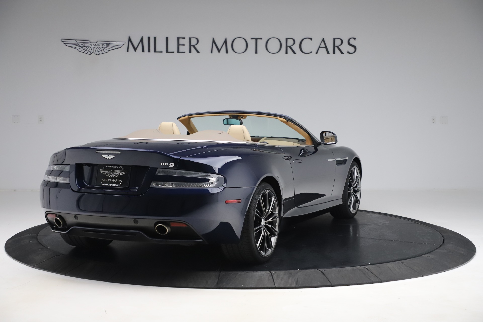 Used 2014 Aston Martin DB9 Volante For Sale In Greenwich, CT 3591_p7