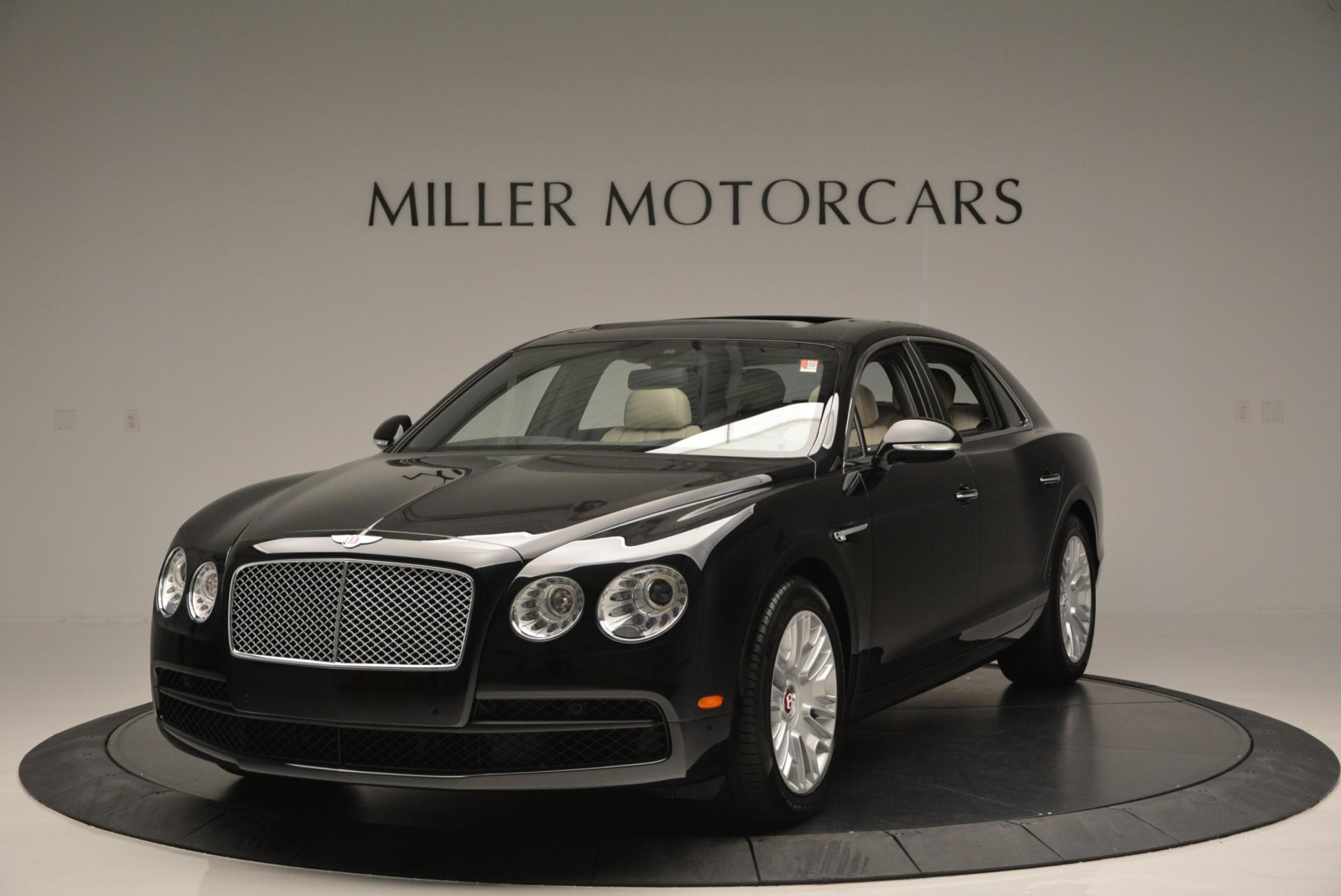 Used 2016 Bentley Flying Spur V8  For Sale In Greenwich, CT 36_main