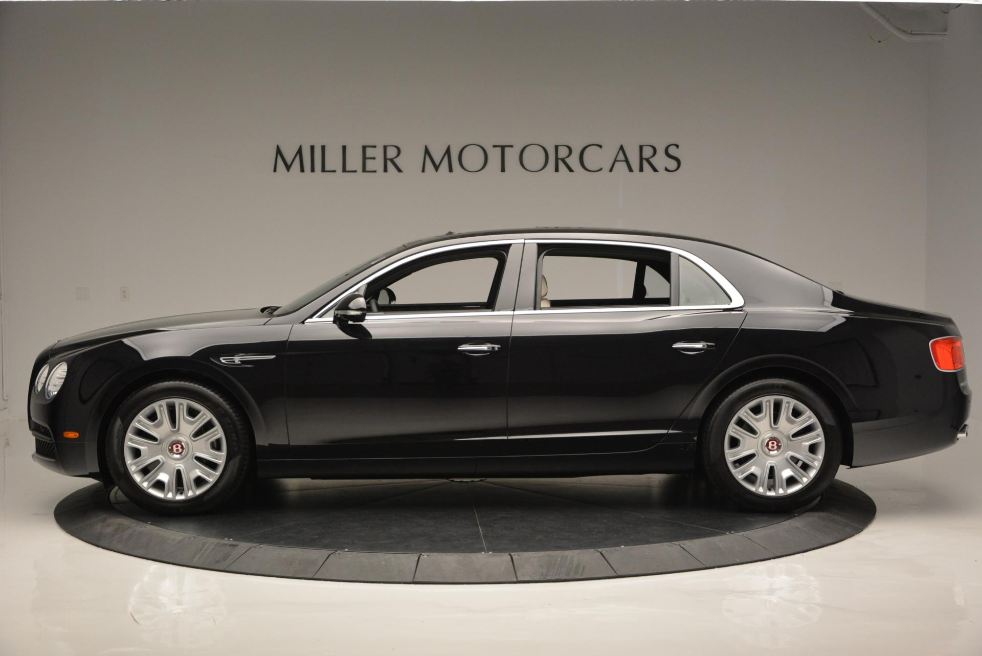 Used 2016 Bentley Flying Spur V8  For Sale In Greenwich, CT 36_p3