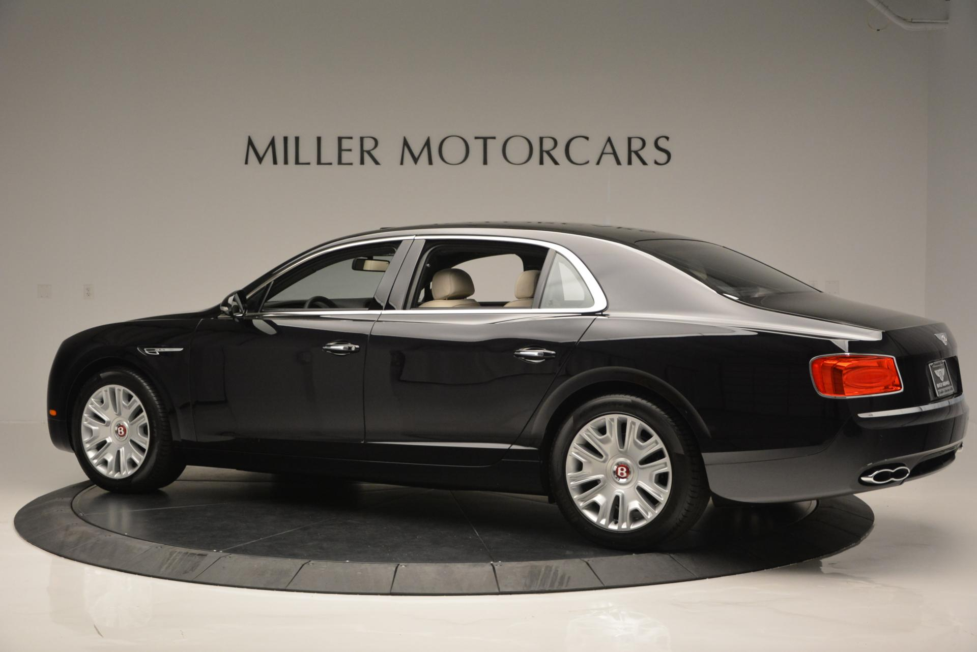 Used 2016 Bentley Flying Spur V8  For Sale In Greenwich, CT 36_p4