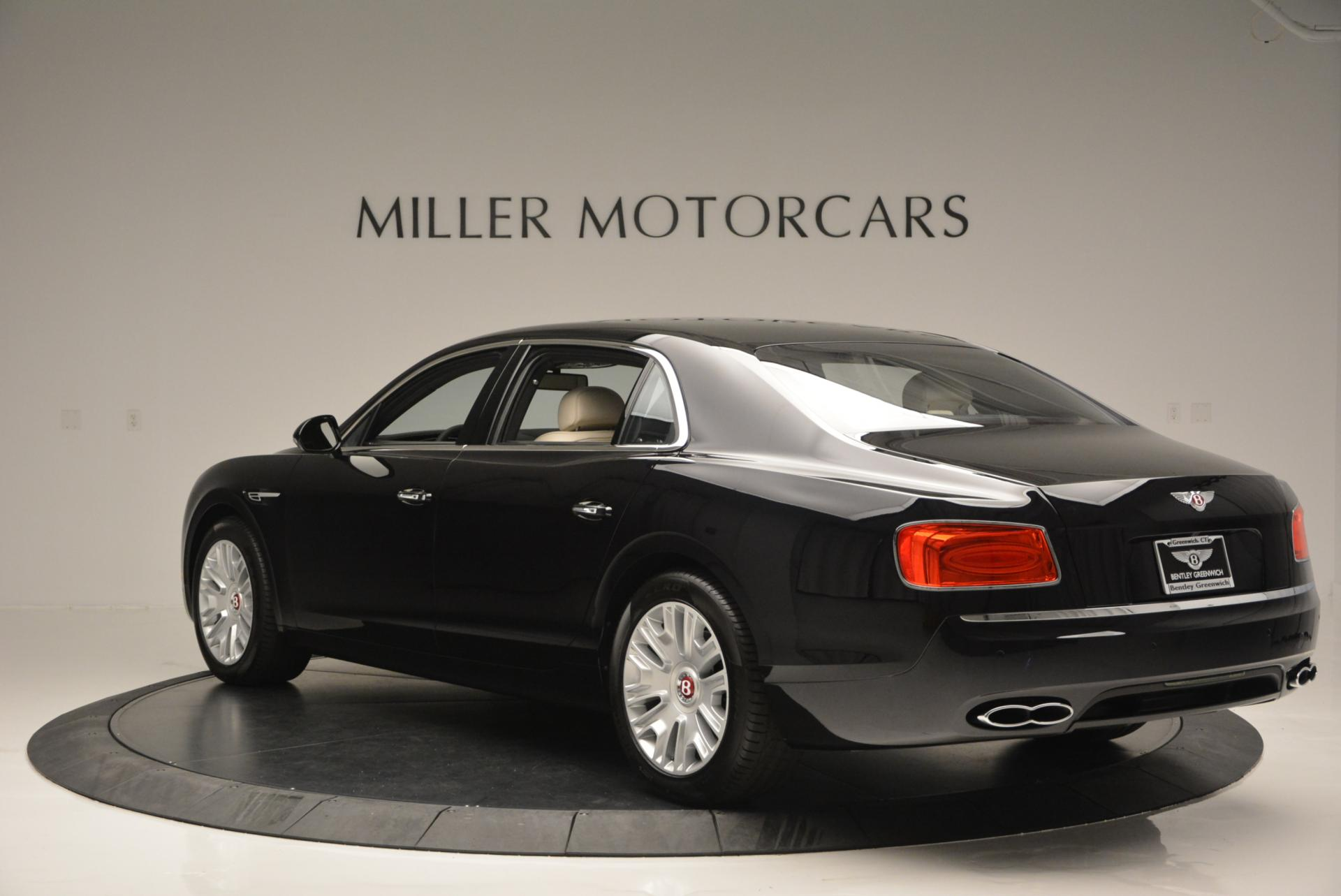 Used 2016 Bentley Flying Spur V8  For Sale In Greenwich, CT 36_p5