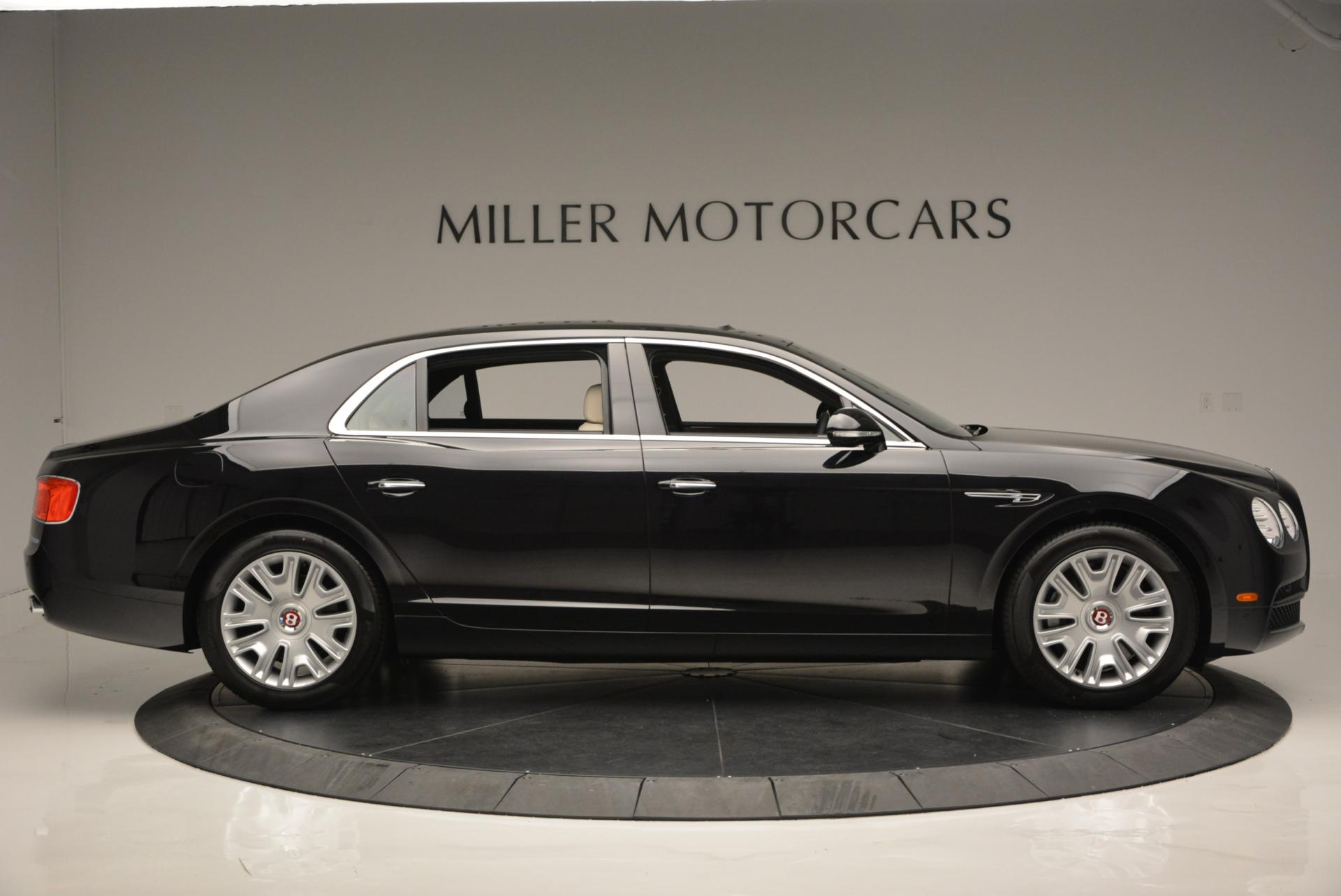 Used 2016 Bentley Flying Spur V8  For Sale In Greenwich, CT 36_p9