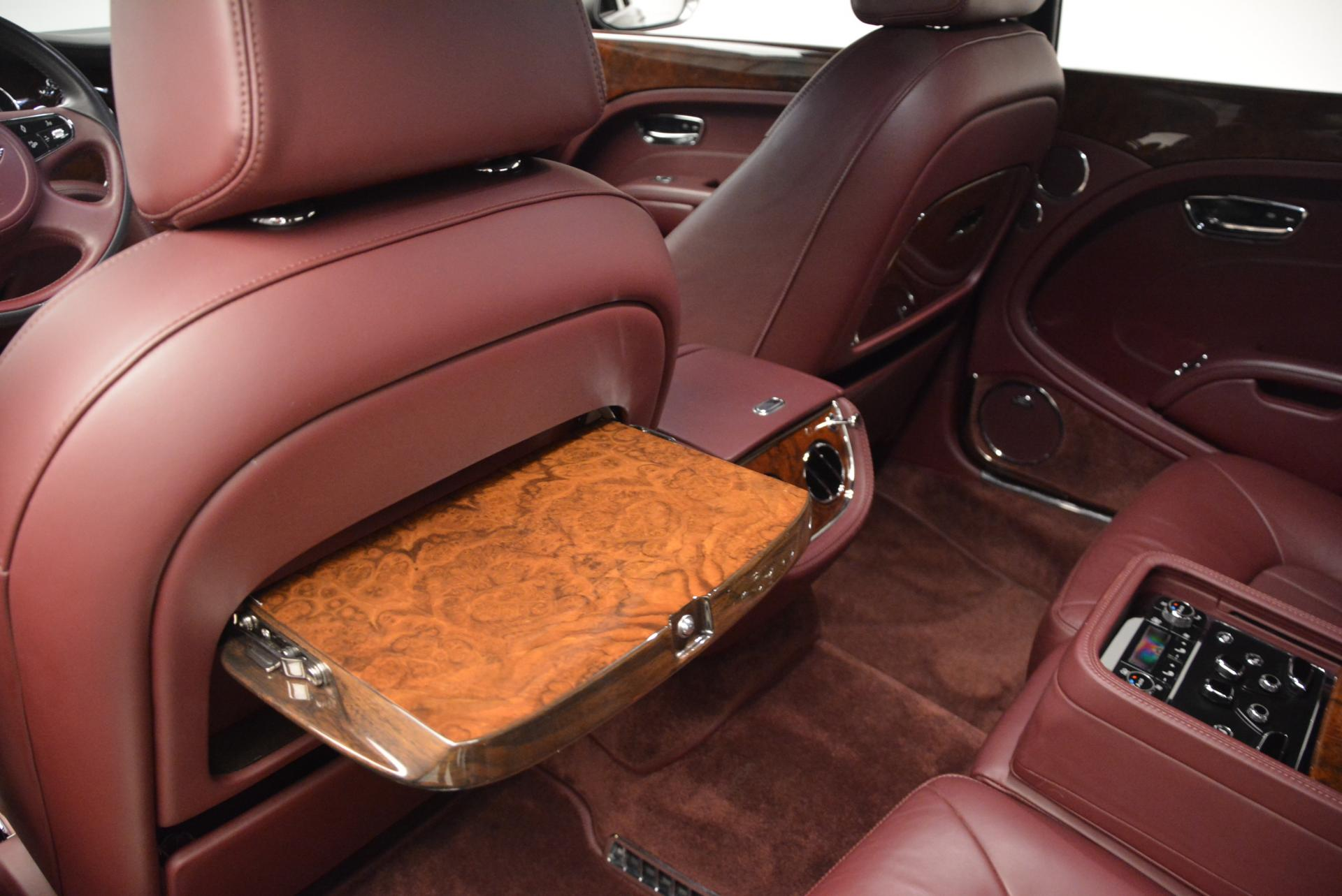 Used 2011 Bentley Mulsanne  For Sale In Greenwich, CT 38_p20