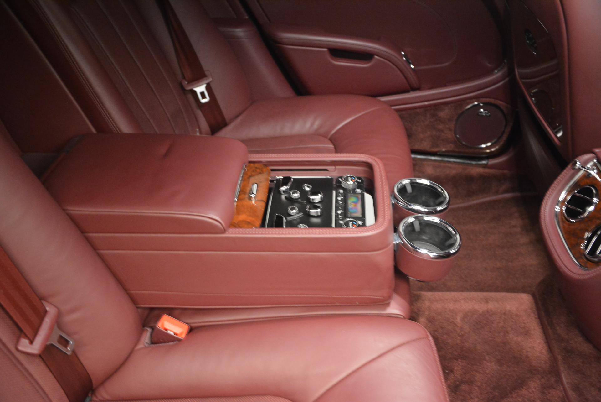 Used 2011 Bentley Mulsanne  For Sale In Greenwich, CT 38_p25