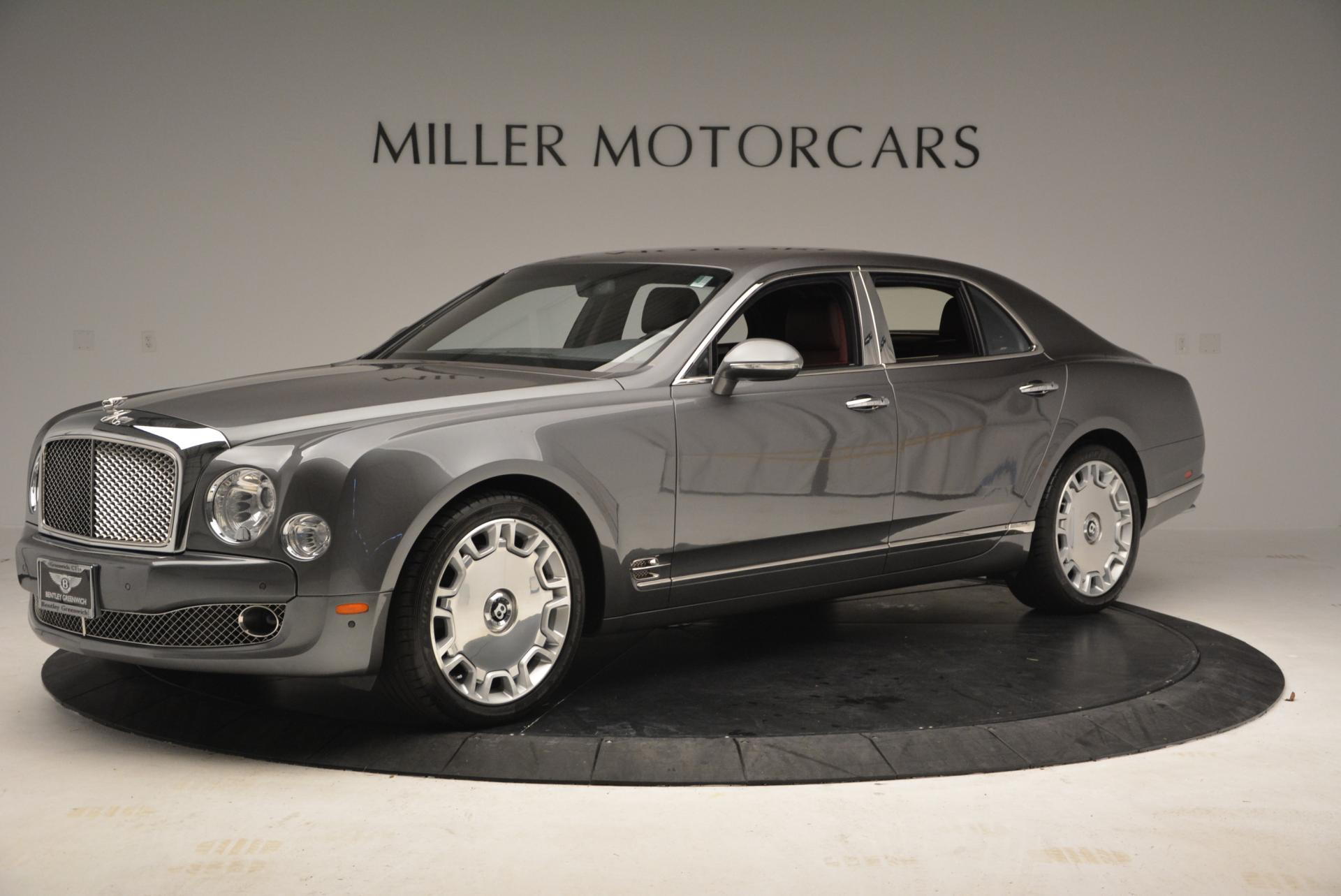 Used 2011 Bentley Mulsanne  For Sale In Greenwich, CT 38_p2