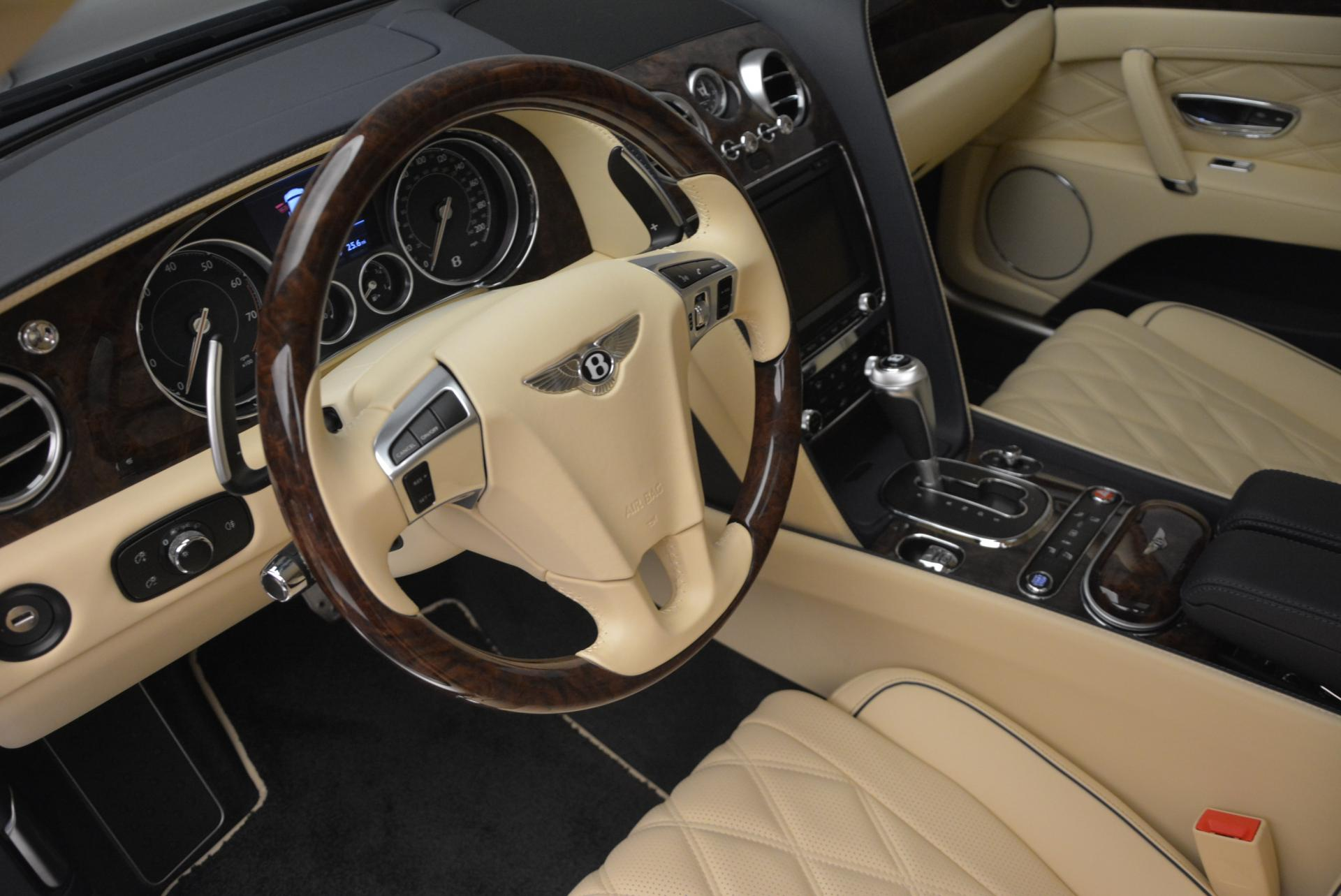 Used 2016 Bentley Flying Spur W12 For Sale In Greenwich, CT 39_p13