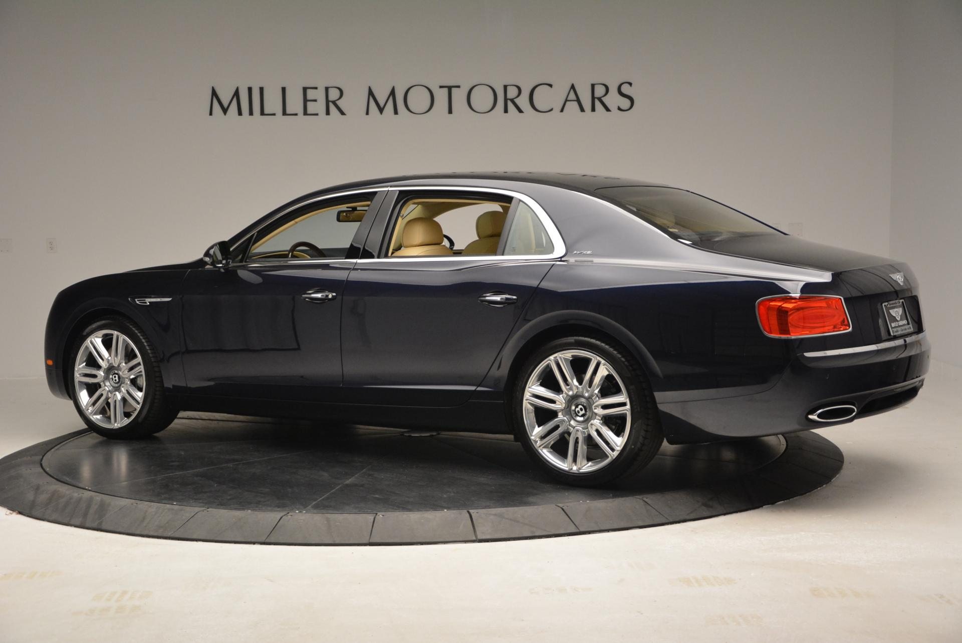 Used 2016 Bentley Flying Spur W12 For Sale In Greenwich, CT 39_p4