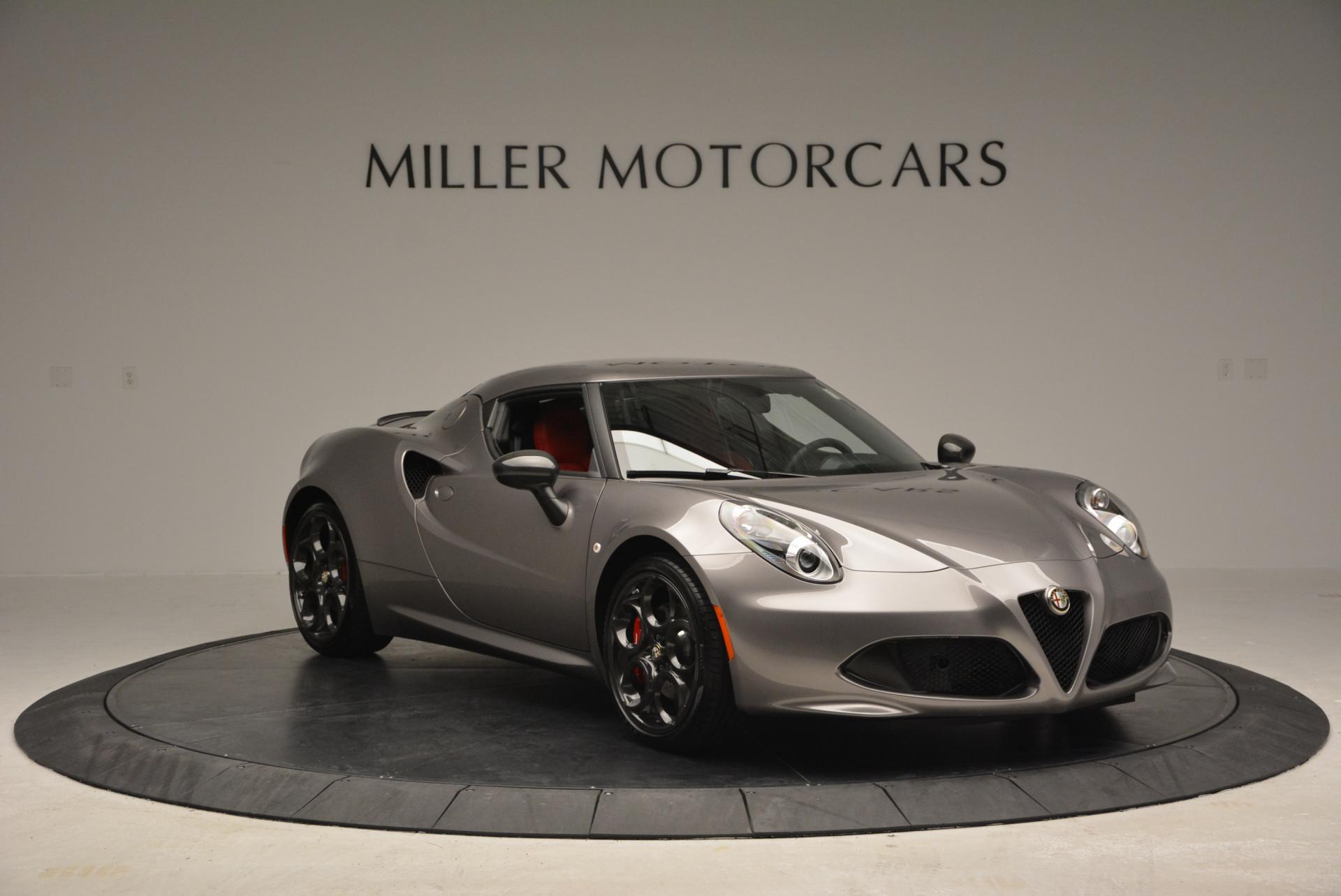New 2016 Alfa Romeo 4C  For Sale In Greenwich, CT 4_p11