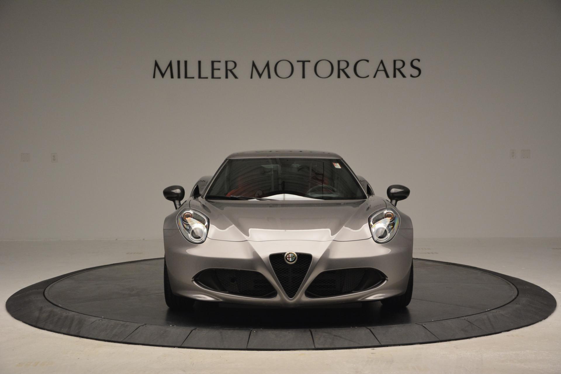 New 2016 Alfa Romeo 4C  For Sale In Greenwich, CT 4_p12