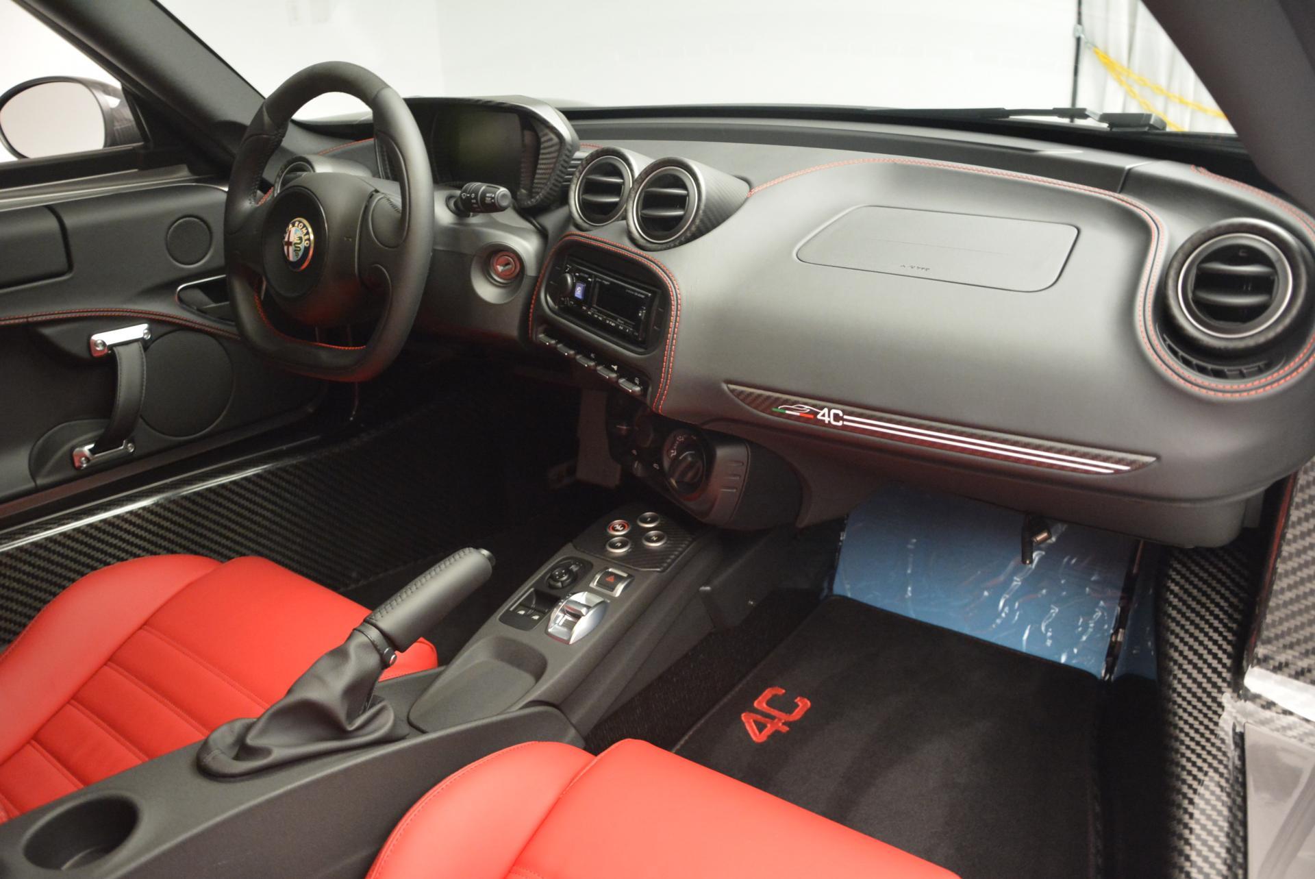 New 2016 Alfa Romeo 4C  For Sale In Greenwich, CT 4_p17
