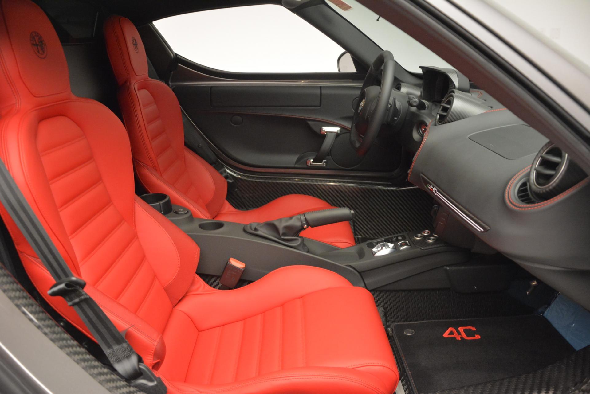 New 2016 Alfa Romeo 4C  For Sale In Greenwich, CT 4_p18