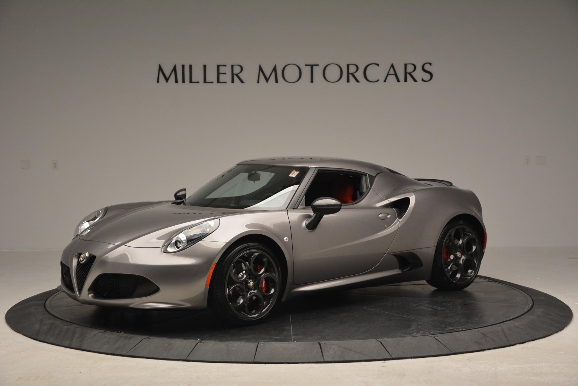 New 2016 Alfa Romeo 4C  For Sale In Greenwich, CT 4_p2