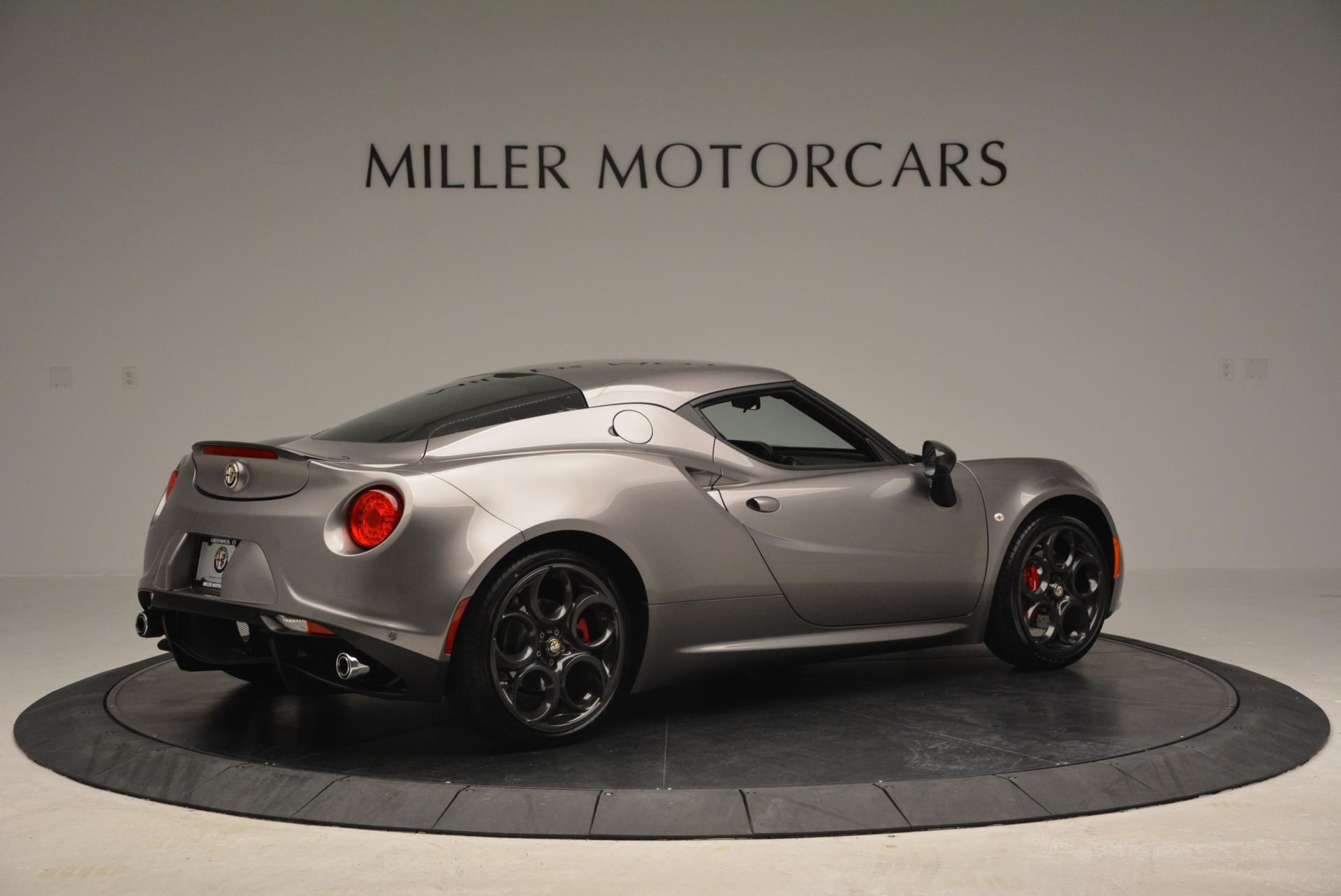 New 2016 Alfa Romeo 4C  For Sale In Greenwich, CT 4_p8