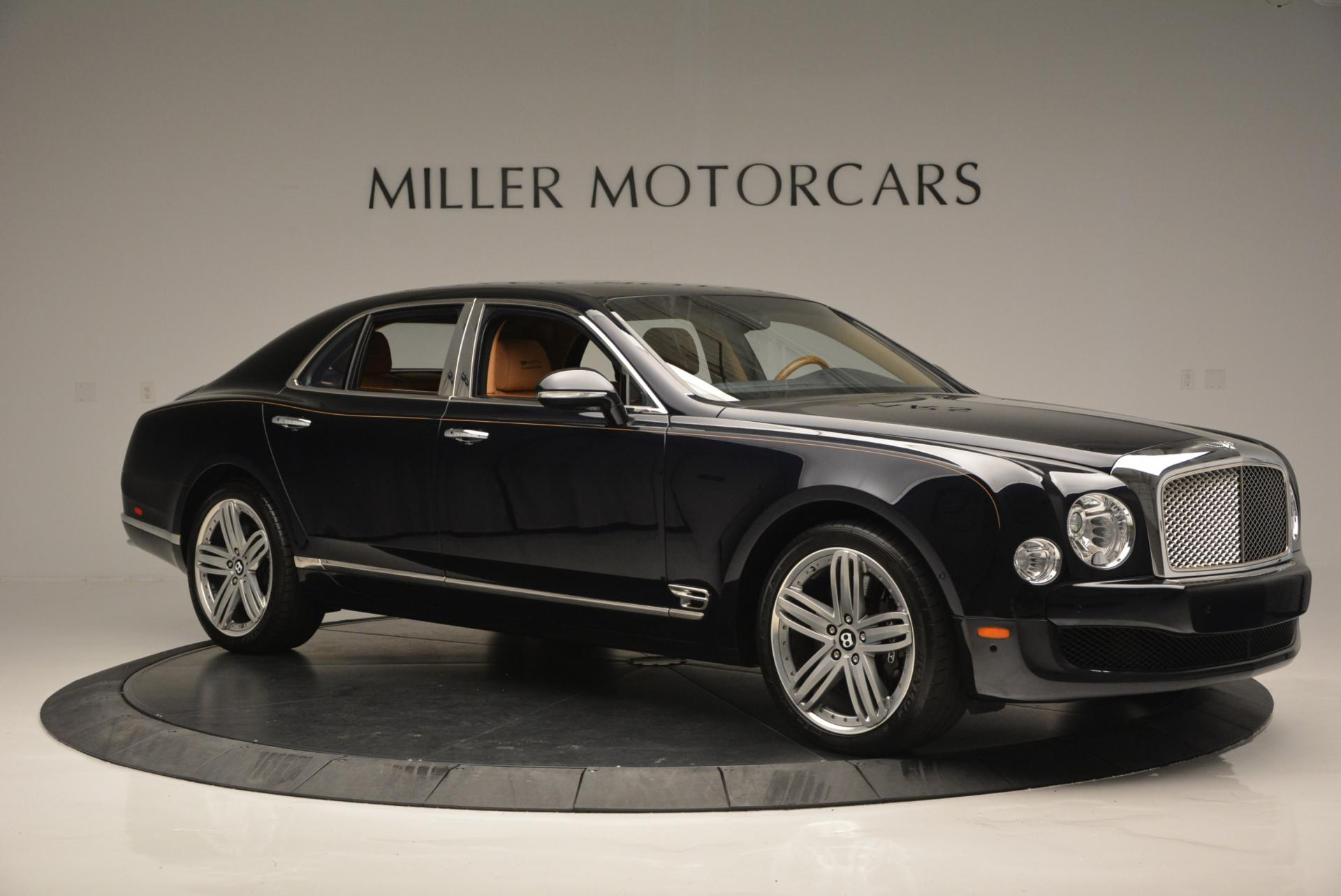 Used 2013 Bentley Mulsanne Le Mans Edition- Number 1 of 48 For Sale In Greenwich, CT 40_p10