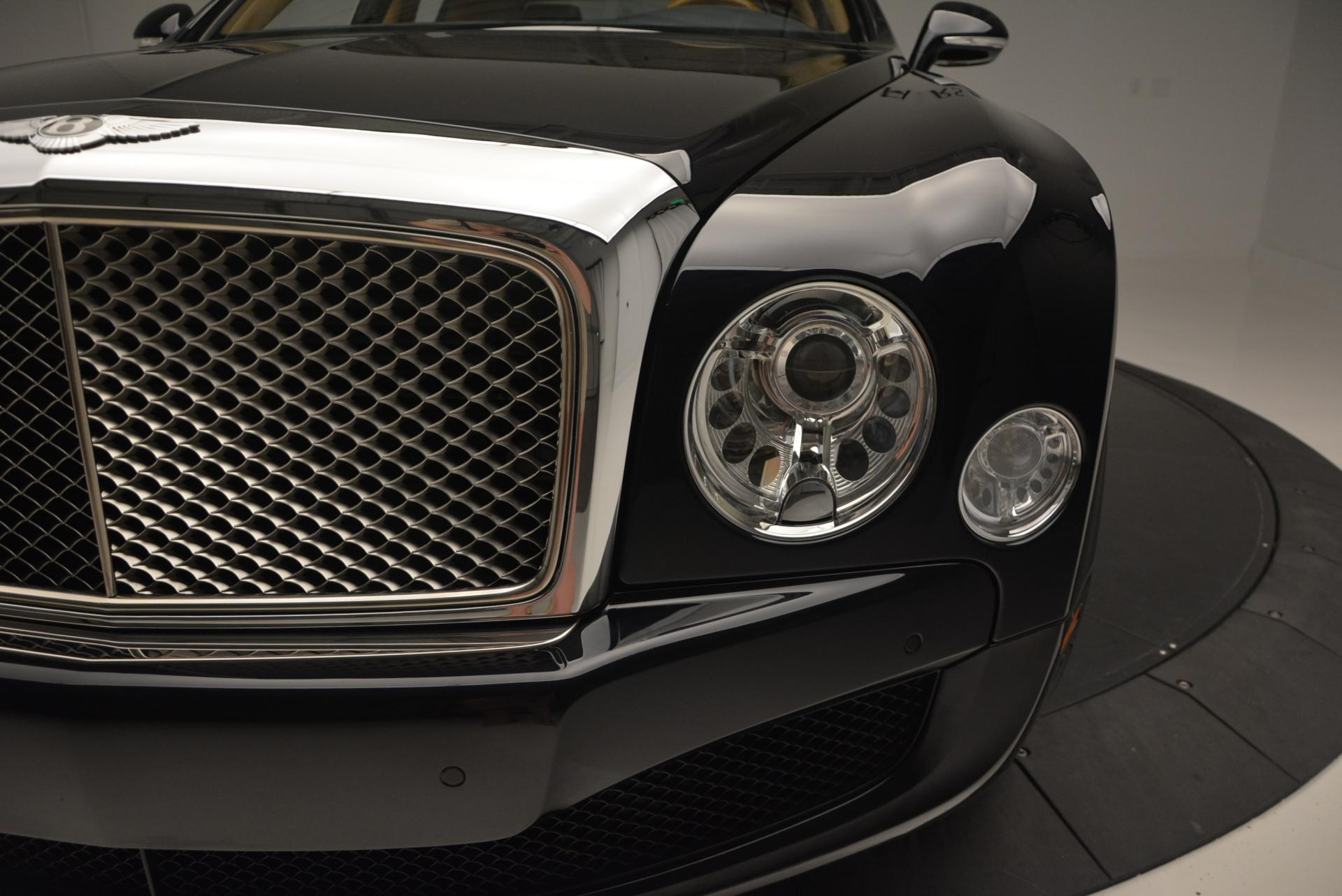 Used 2013 Bentley Mulsanne Le Mans Edition- Number 1 of 48 For Sale In Greenwich, CT 40_p14