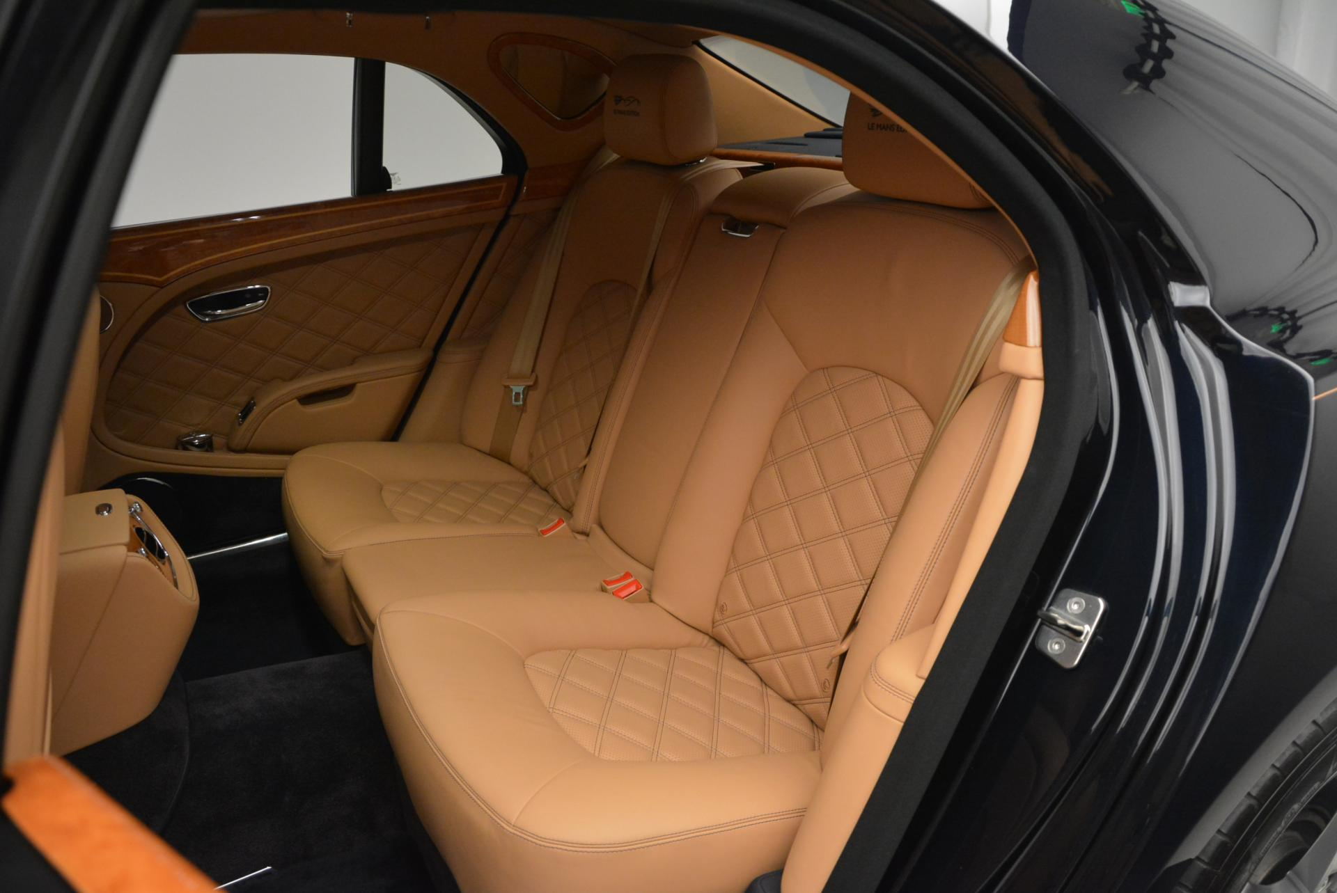 Used 2013 Bentley Mulsanne Le Mans Edition- Number 1 of 48 For Sale In Greenwich, CT 40_p24