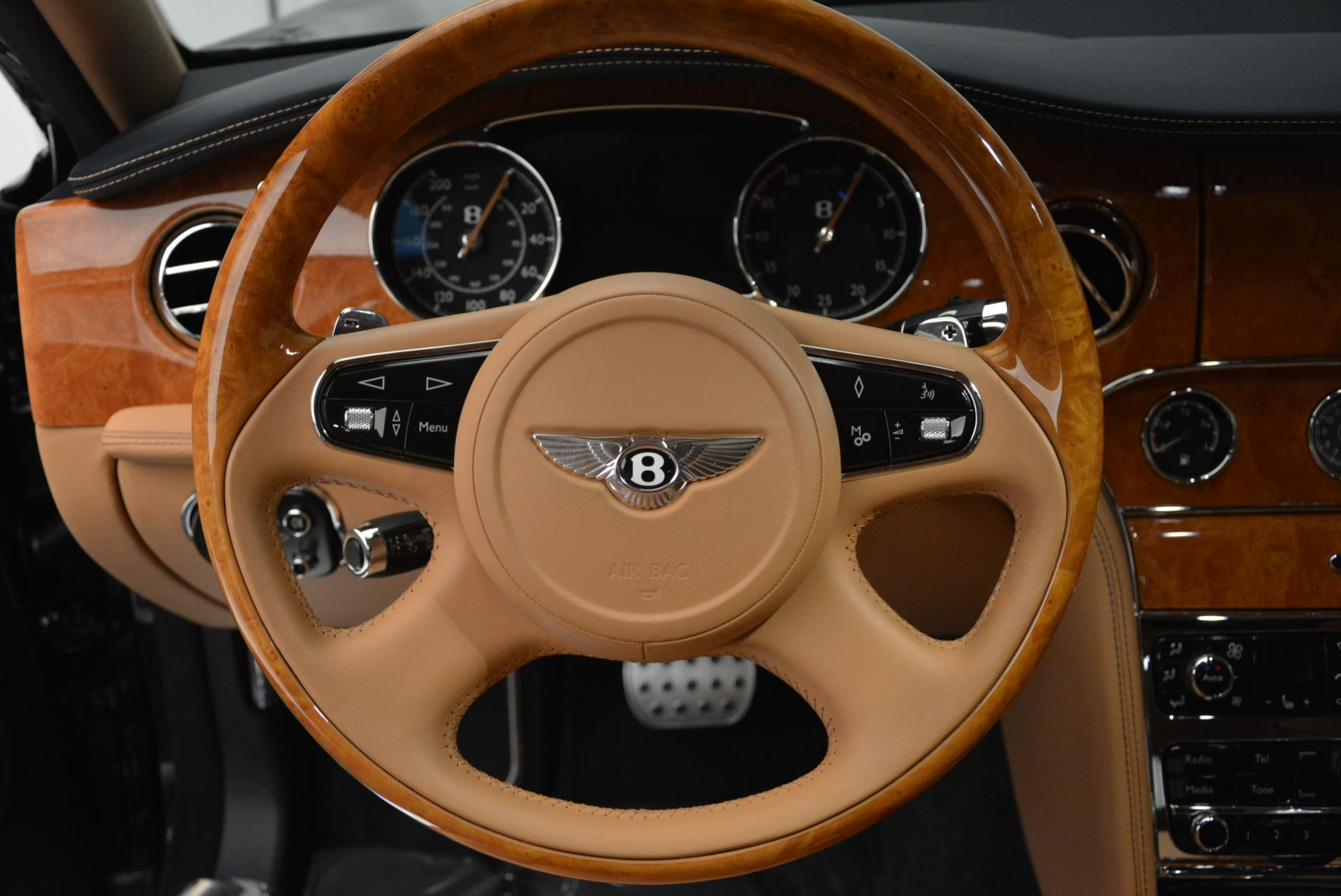 Used 2013 Bentley Mulsanne Le Mans Edition- Number 1 of 48 For Sale In Greenwich, CT 40_p29