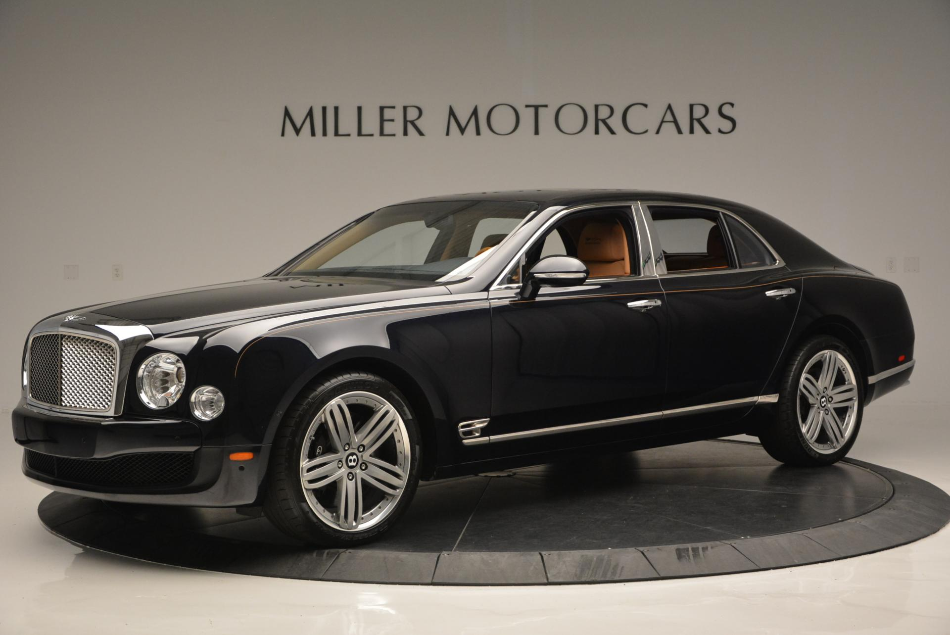 Used 2013 Bentley Mulsanne Le Mans Edition- Number 1 of 48 For Sale In Greenwich, CT 40_p2