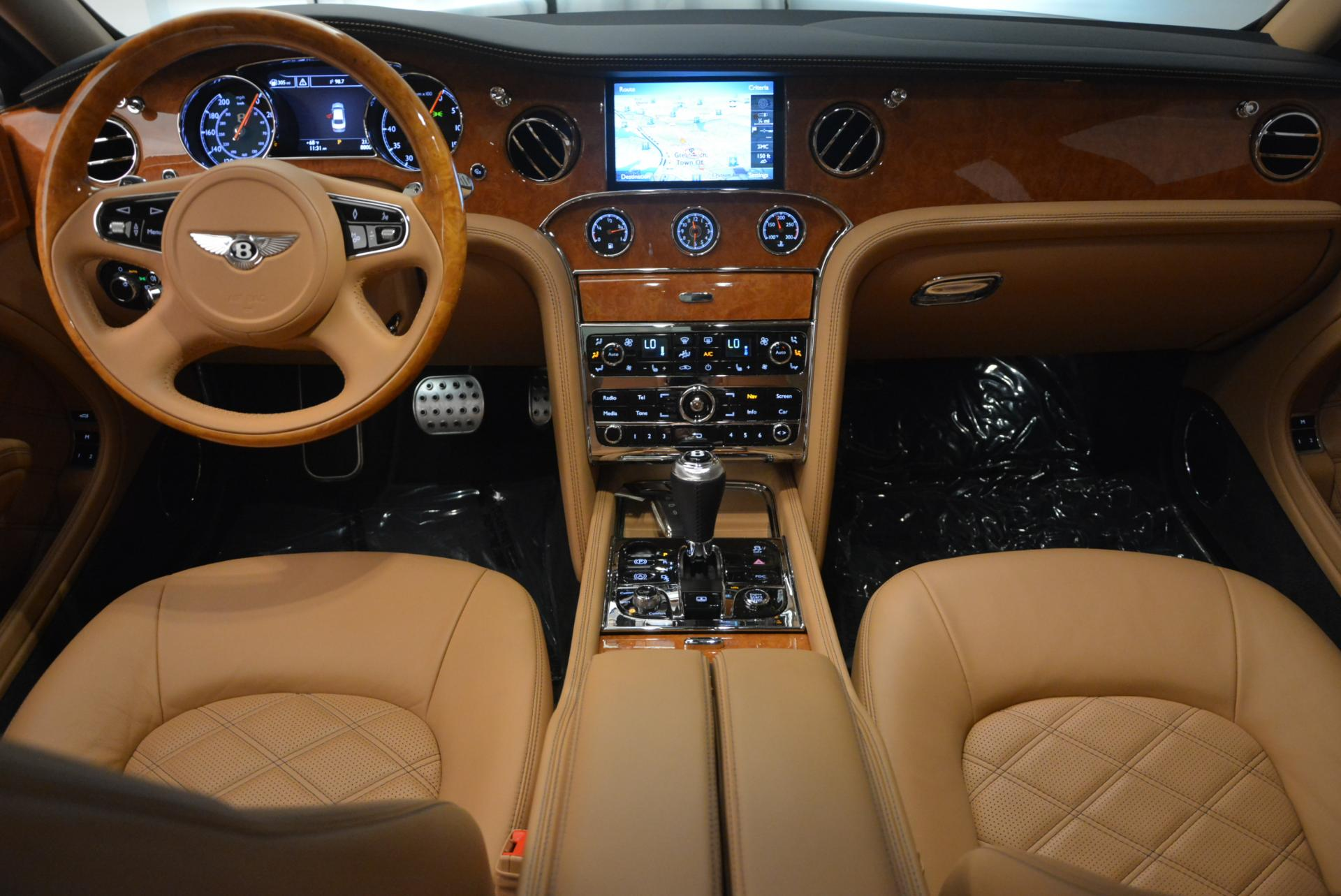 Used 2013 Bentley Mulsanne Le Mans Edition- Number 1 of 48 For Sale In Greenwich, CT 40_p30