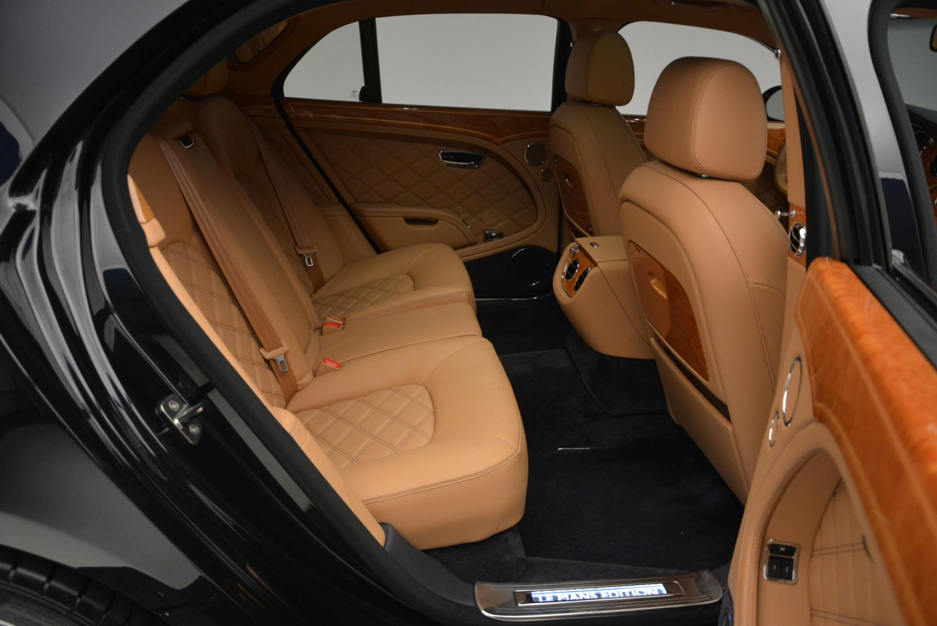 Used 2013 Bentley Mulsanne Le Mans Edition- Number 1 of 48 For Sale In Greenwich, CT 40_p42