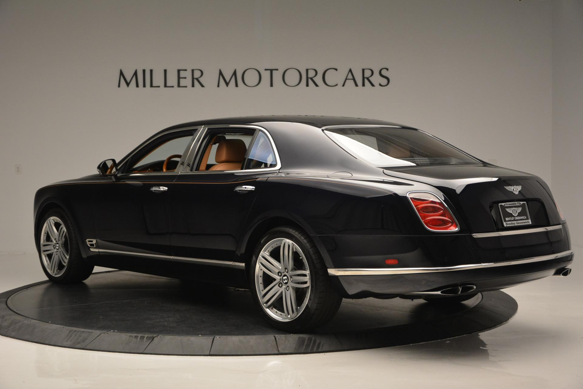 Used 2013 Bentley Mulsanne Le Mans Edition- Number 1 of 48 For Sale In Greenwich, CT 40_p4