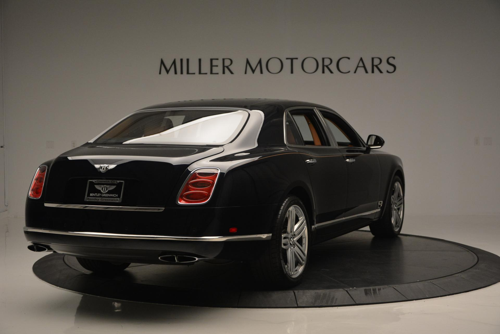 Used 2013 Bentley Mulsanne Le Mans Edition- Number 1 of 48 For Sale In Greenwich, CT 40_p7