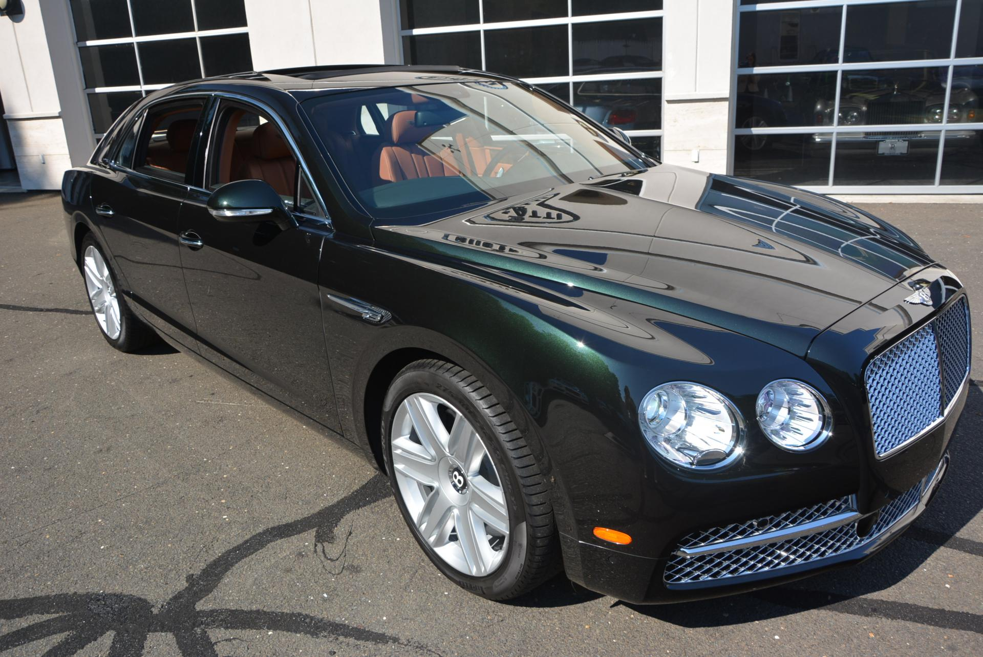 Used 2016 Bentley Flying Spur W12  For Sale In Greenwich, CT 41_p2