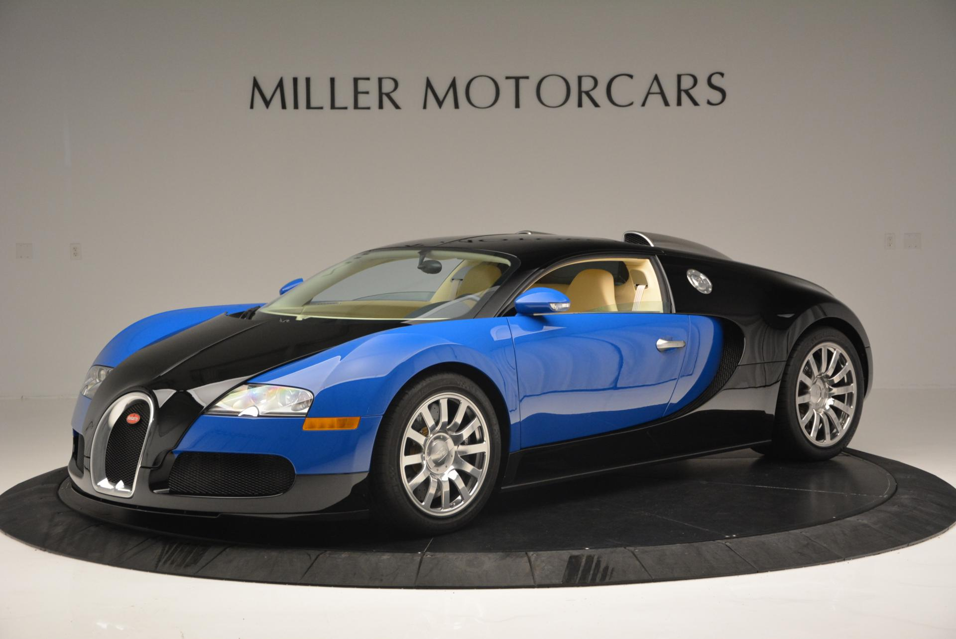 Used 2006 Bugatti Veyron 16.4  For Sale In Greenwich, CT 43_p3