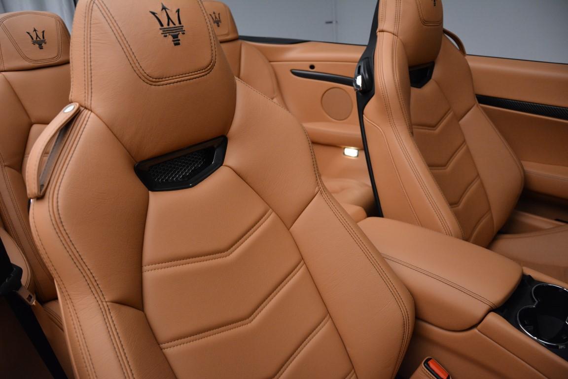 New 2016 Maserati GranTurismo MC For Sale In Greenwich, CT 44_p32