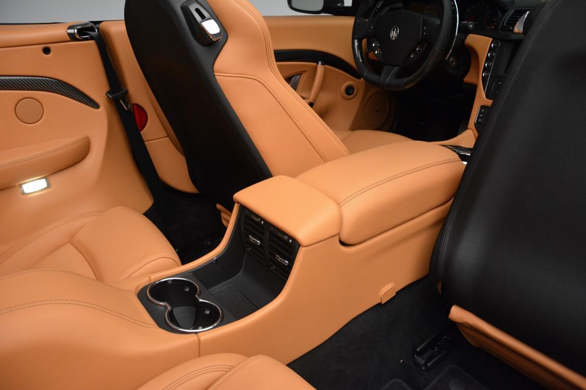 New 2016 Maserati GranTurismo MC For Sale In Greenwich, CT 44_p33