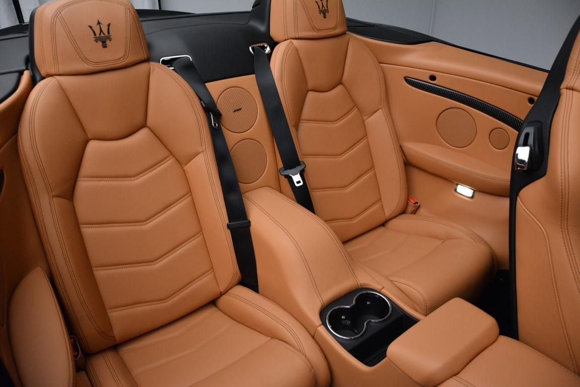 New 2016 Maserati GranTurismo MC For Sale In Greenwich, CT 44_p35