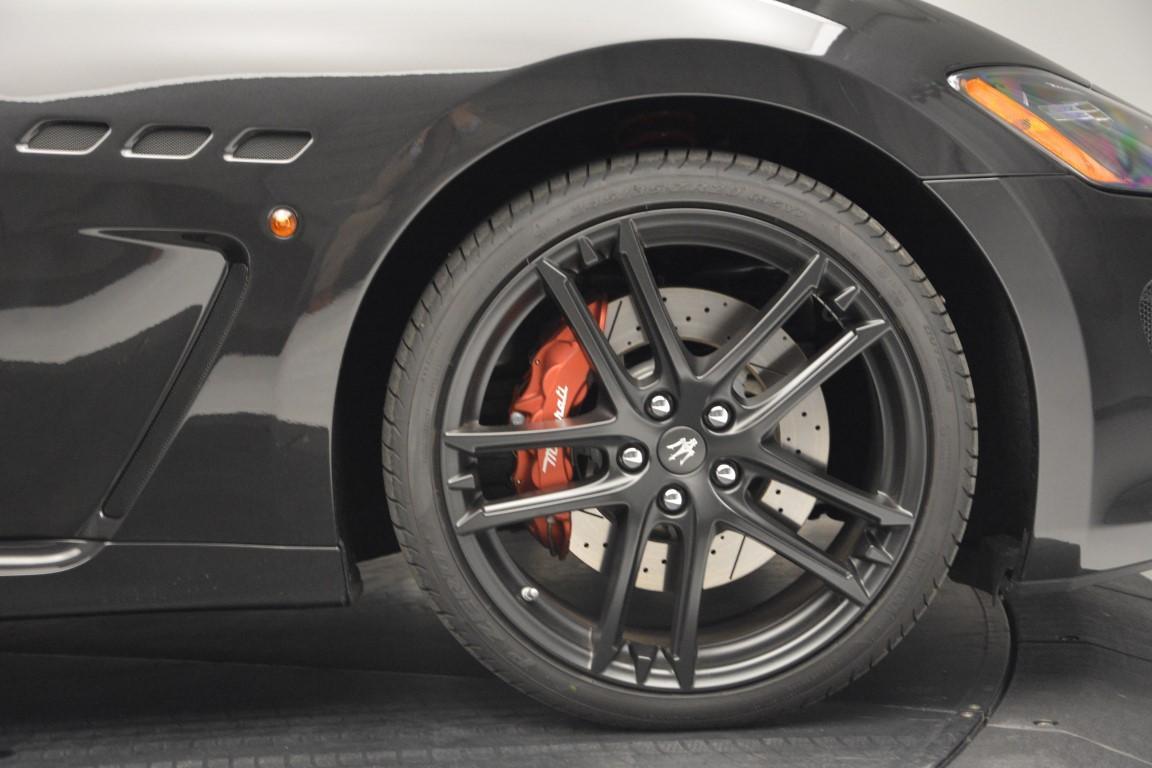 New 2016 Maserati GranTurismo MC For Sale In Greenwich, CT 44_p36