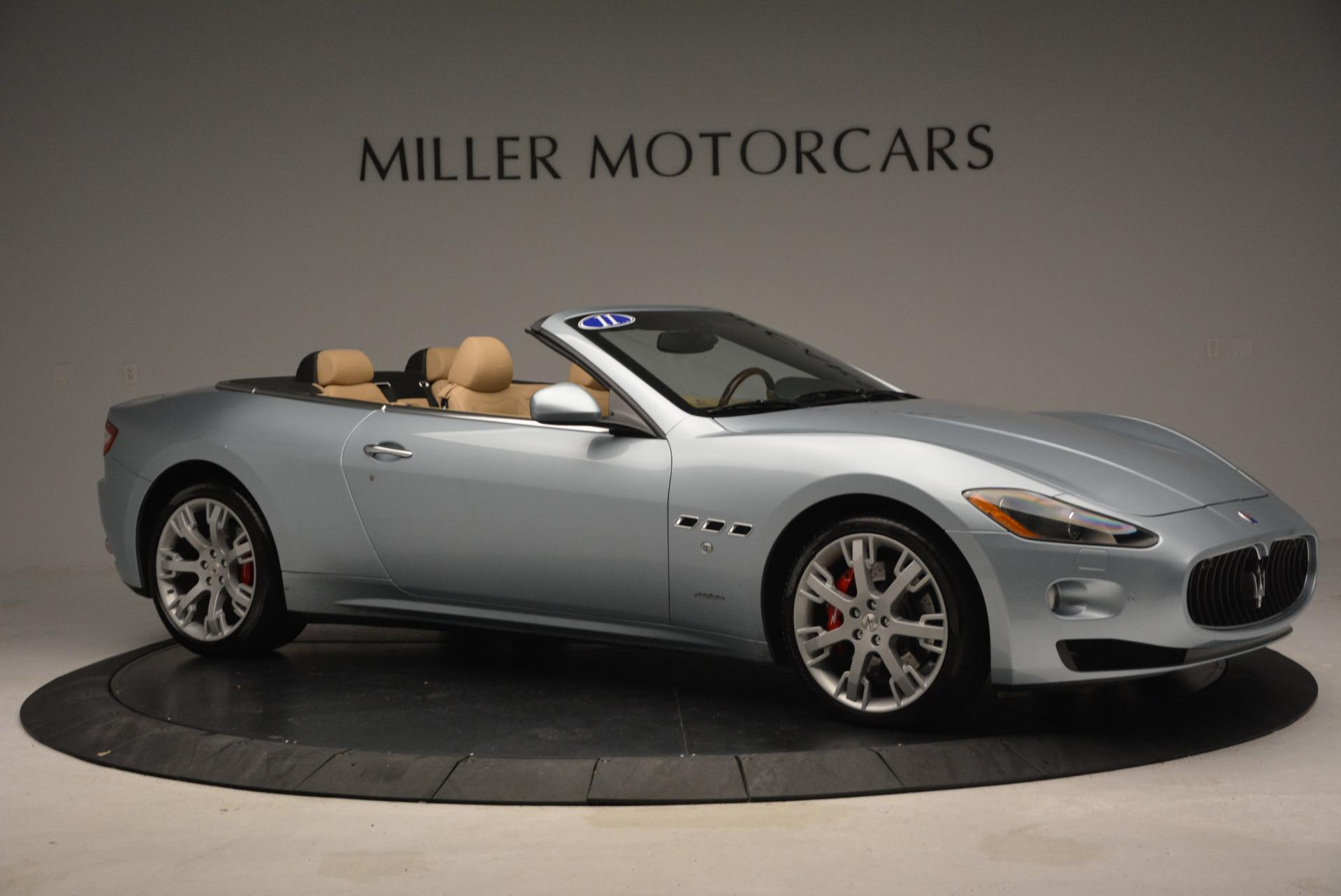Used 2011 Maserati GranTurismo  For Sale In Greenwich, CT 45_p10