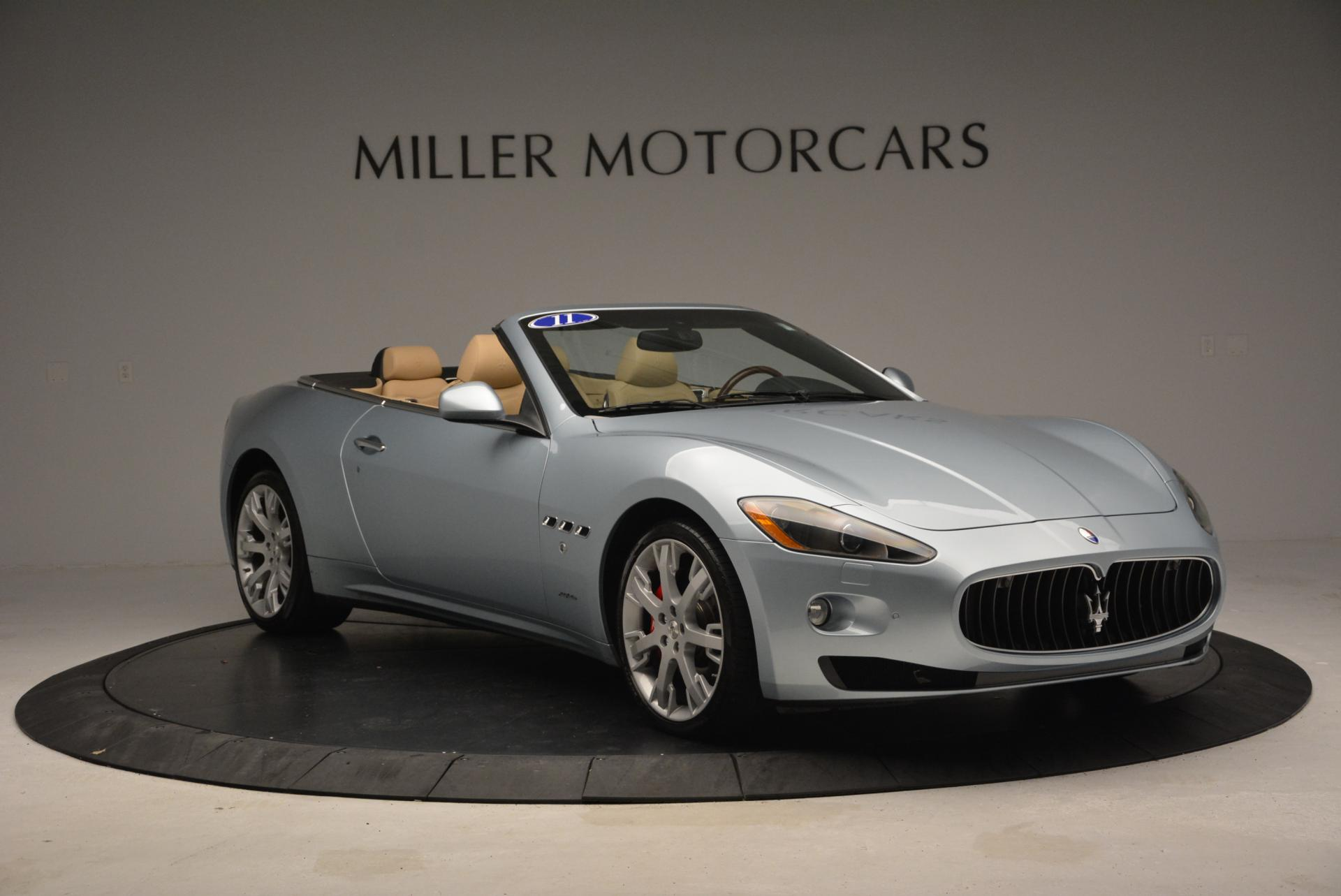 Used 2011 Maserati GranTurismo  For Sale In Greenwich, CT 45_p11