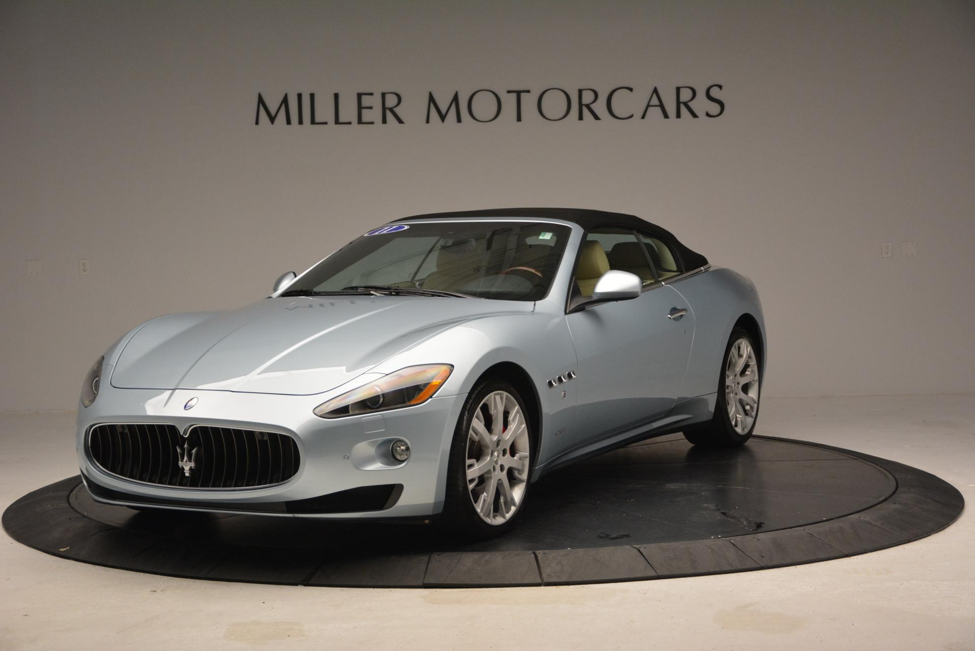 Used 2011 Maserati GranTurismo  For Sale In Greenwich, CT 45_p13